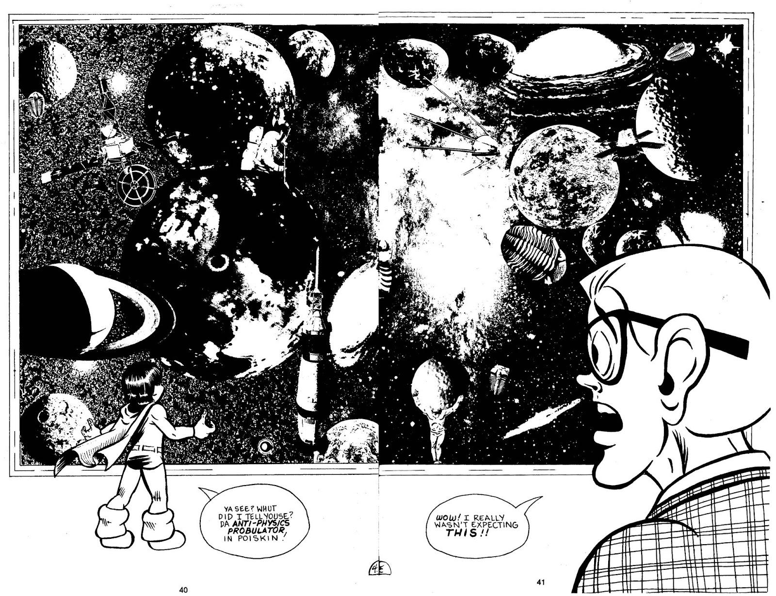 Read online Normalman - The Novel comic -  Issue # TPB (Part 1) - 45