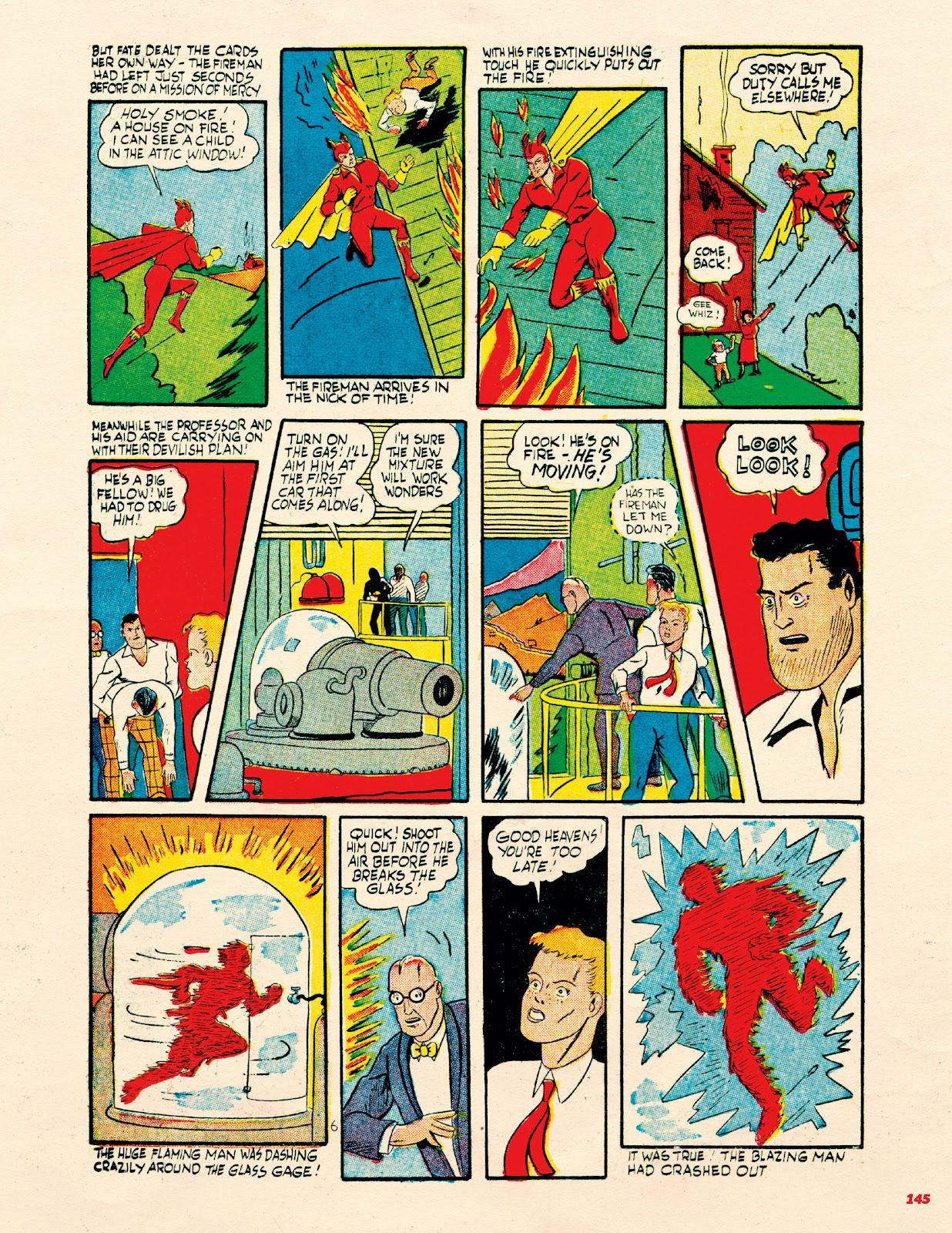 Read online Super Weird Heroes comic -  Issue # TPB 1 (Part 2) - 45