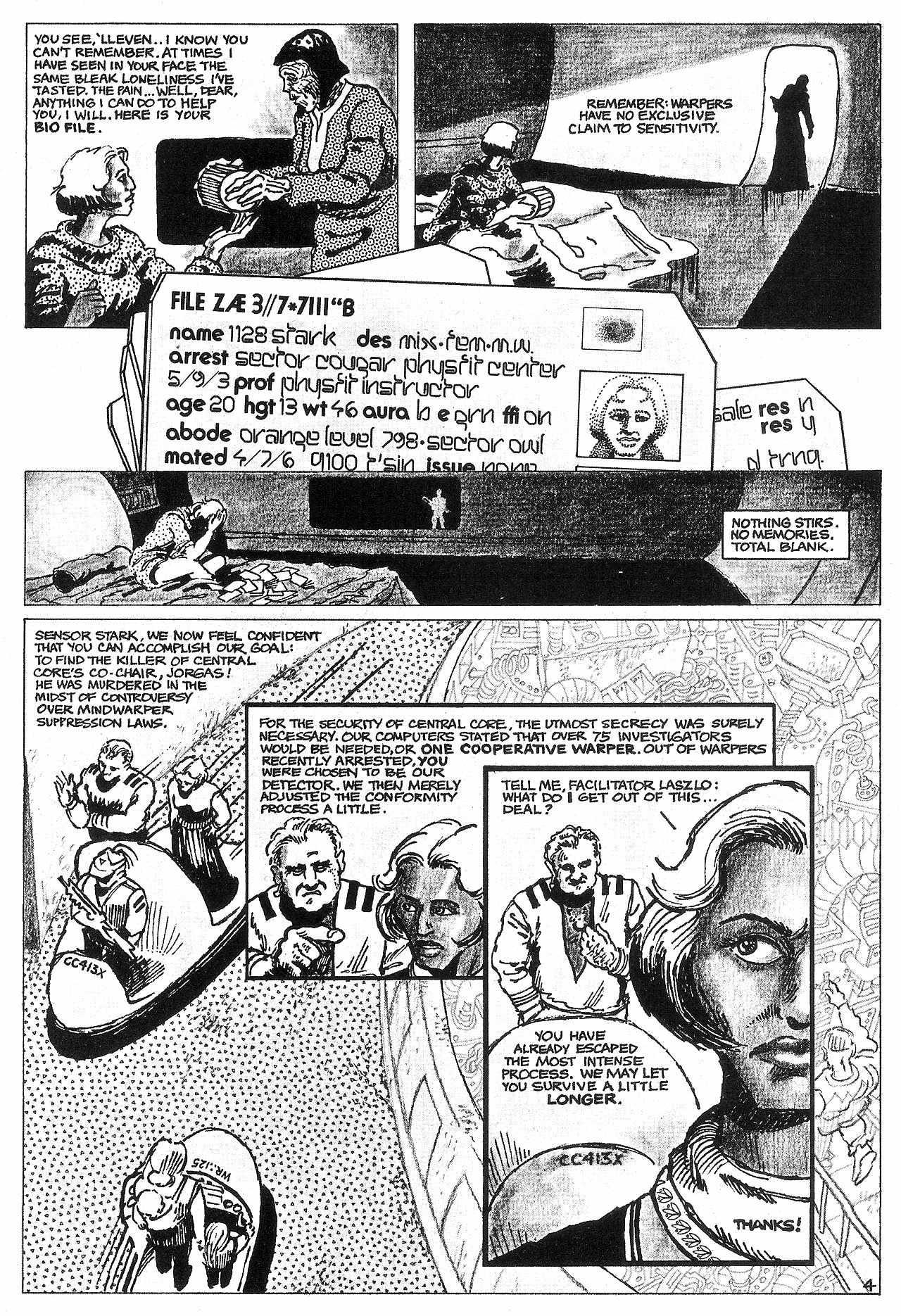 Read online Star*Reach comic -  Issue #11 - 23