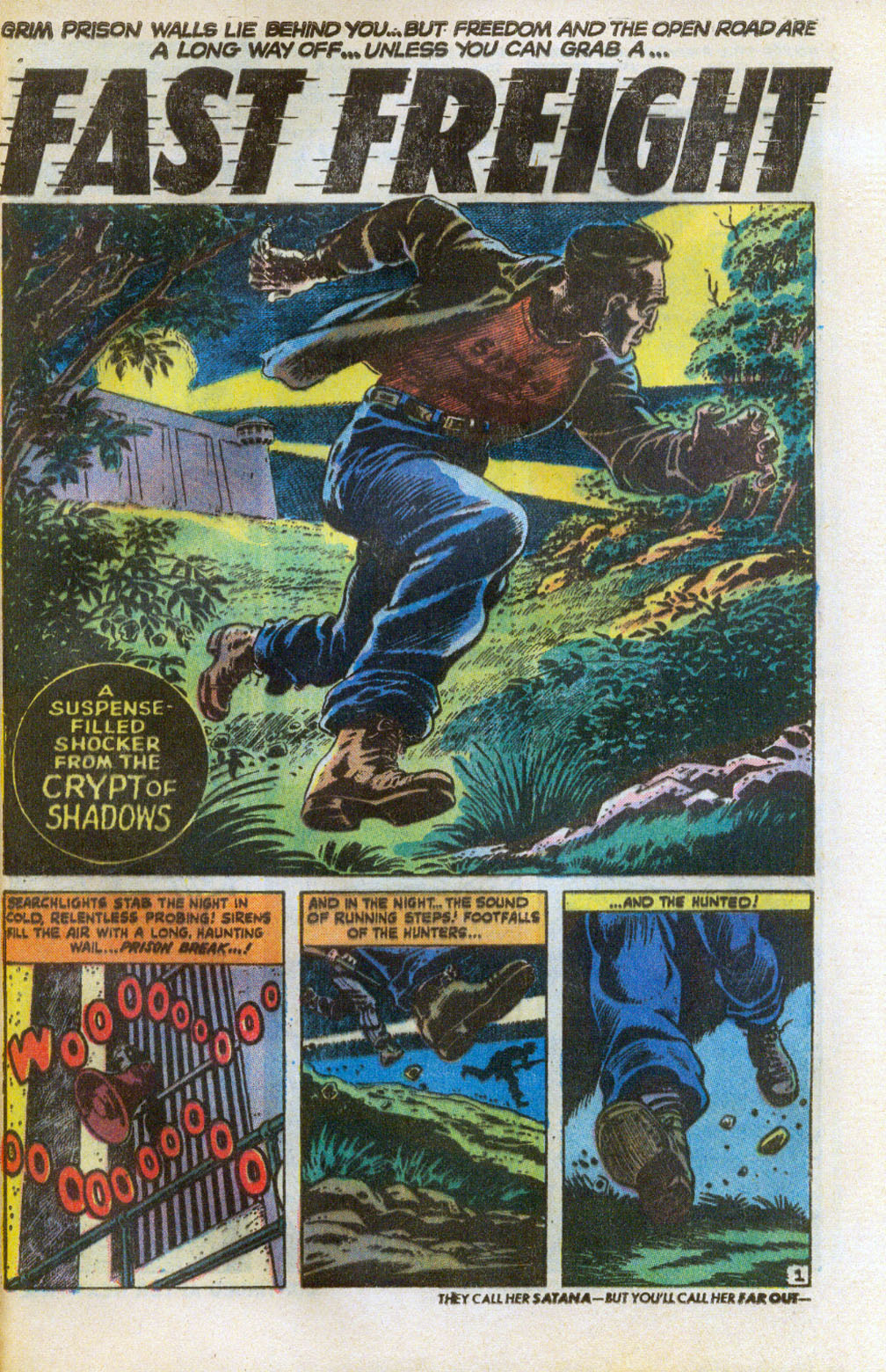 Crypt of Shadows (1973) issue 6 - Page 29