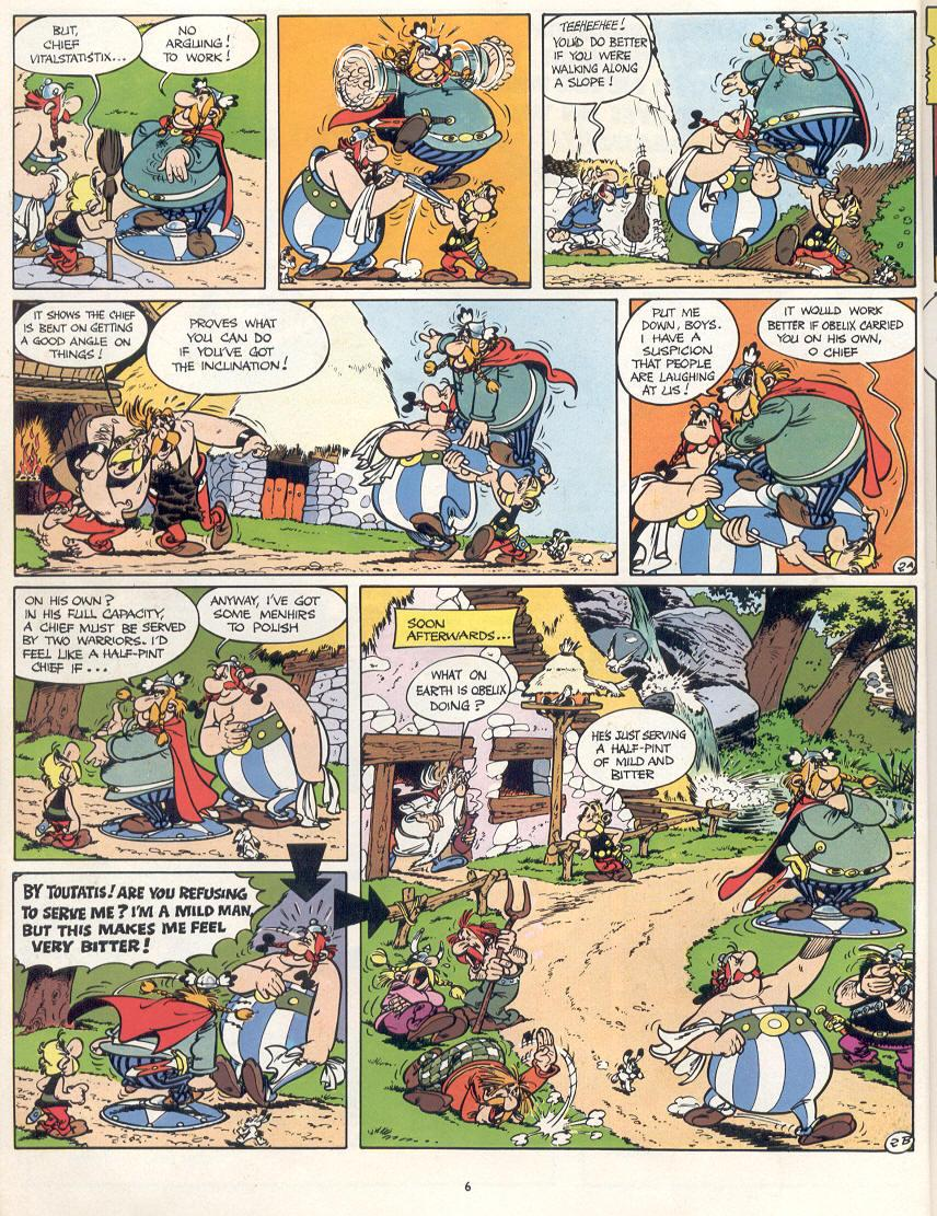 Read online Asterix comic -  Issue #16 - 3