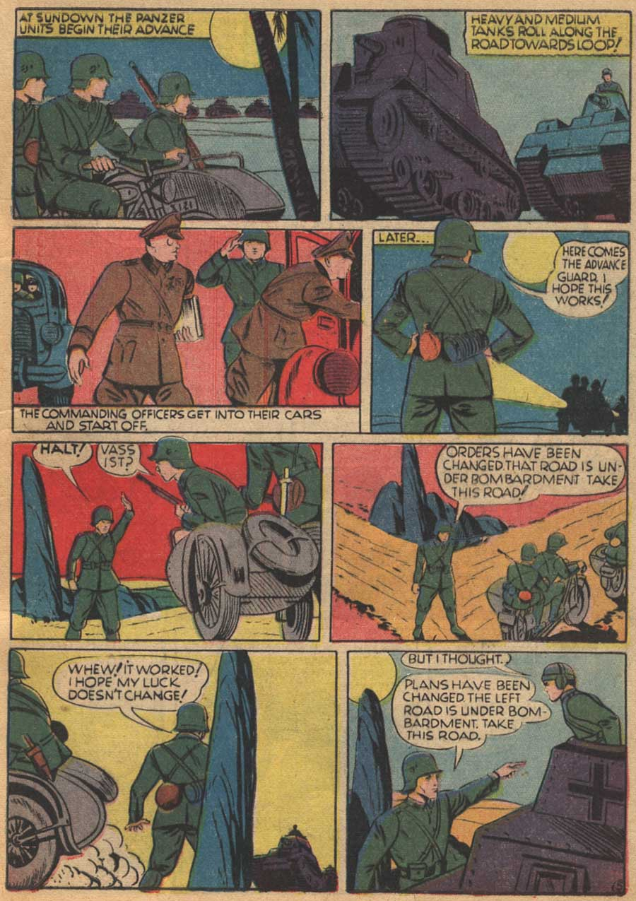 Blue Ribbon Comics (1939) issue 16 - Page 55