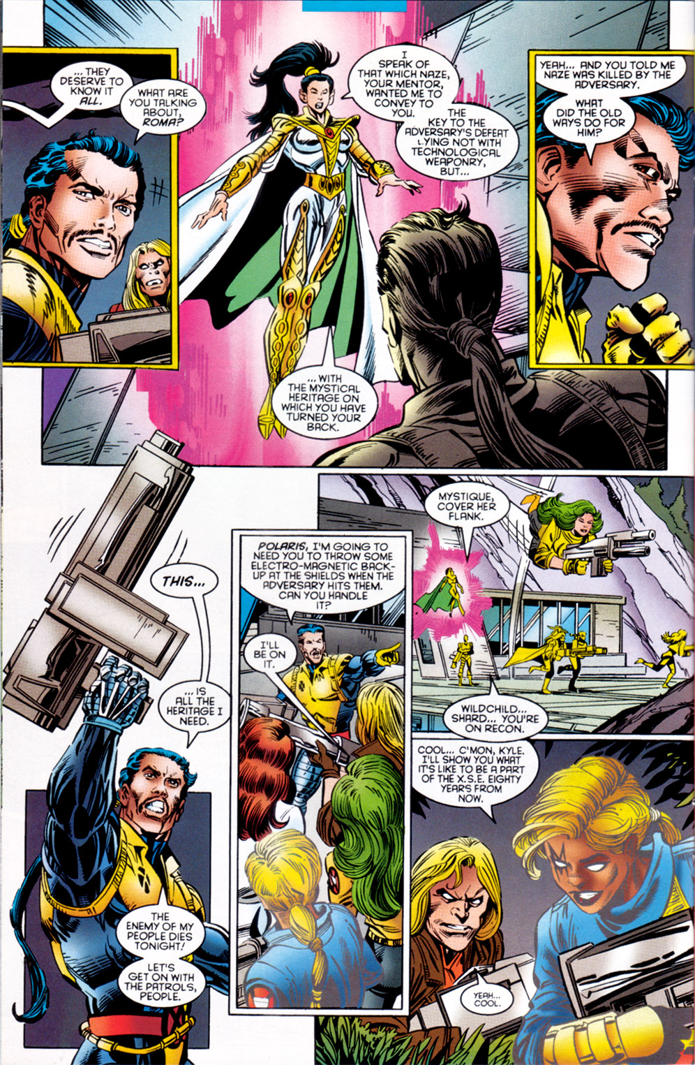 Read online X-Factor (1986) comic -  Issue #120 - 5