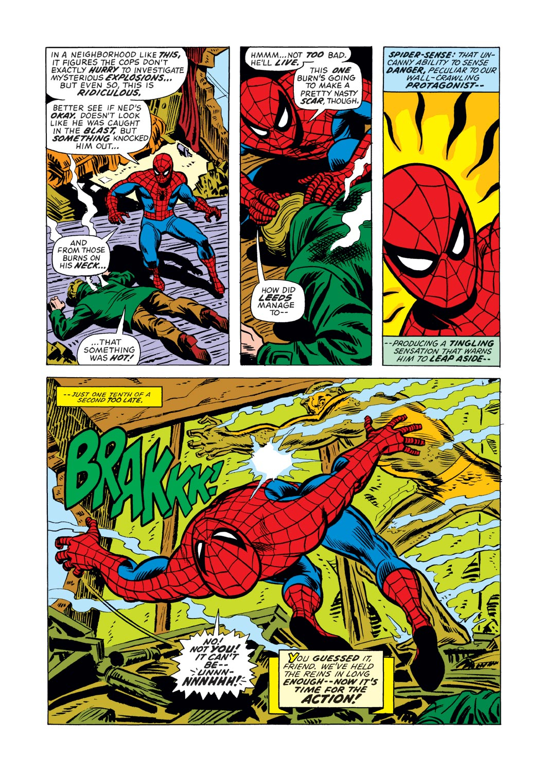 The Amazing Spider-Man (1963) 132 Page 10