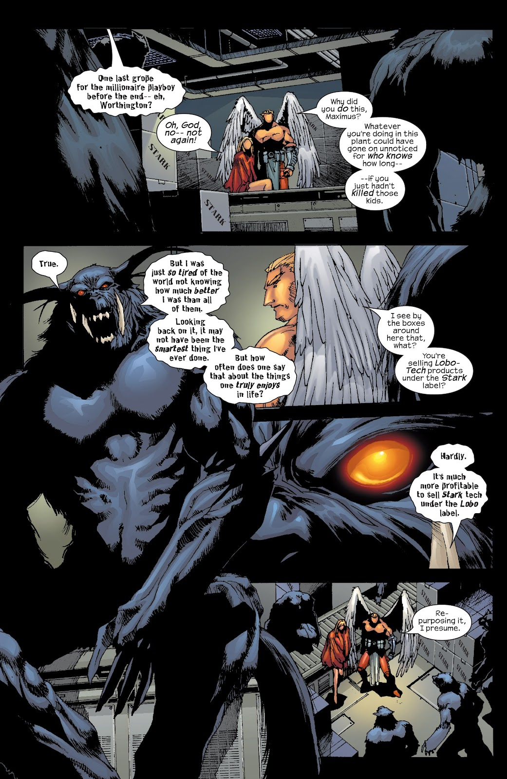 Read online X-Men: Unstoppable comic -  Issue # TPB (Part 3) - 77