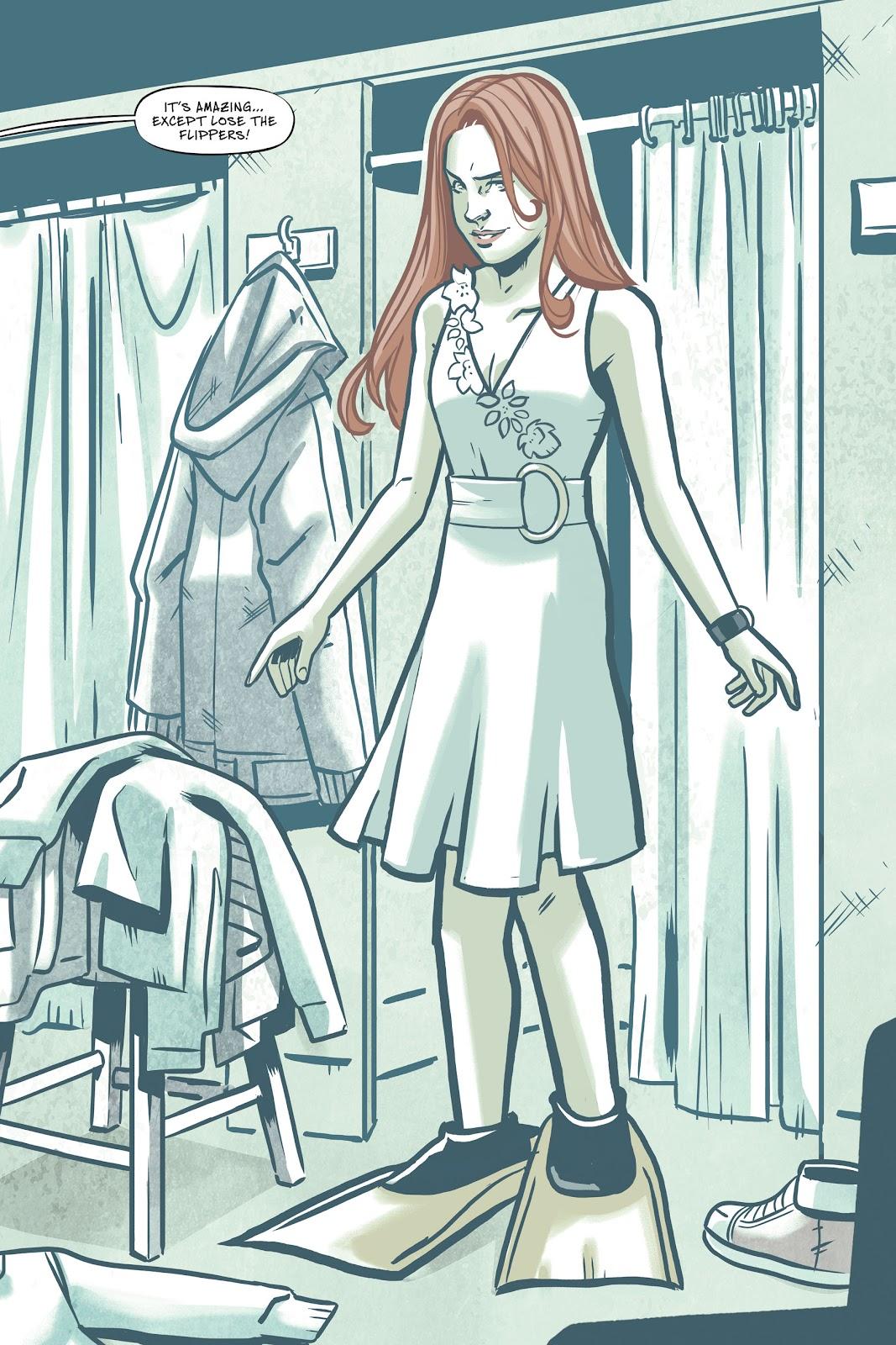 Read online Mera: Tidebreaker comic -  Issue # TPB (Part 2) - 8