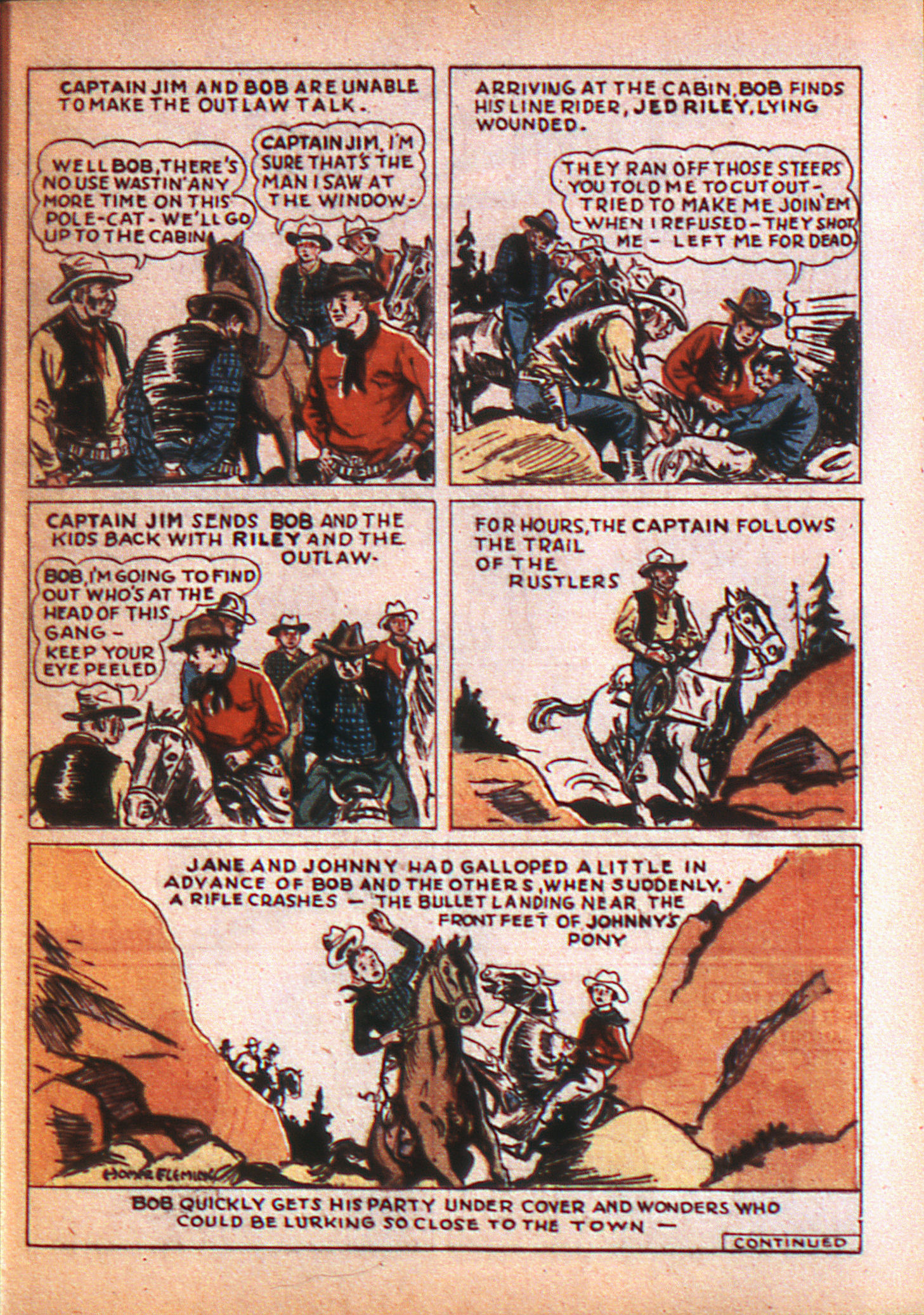 Read online Adventure Comics (1938) comic -  Issue #8 - 6