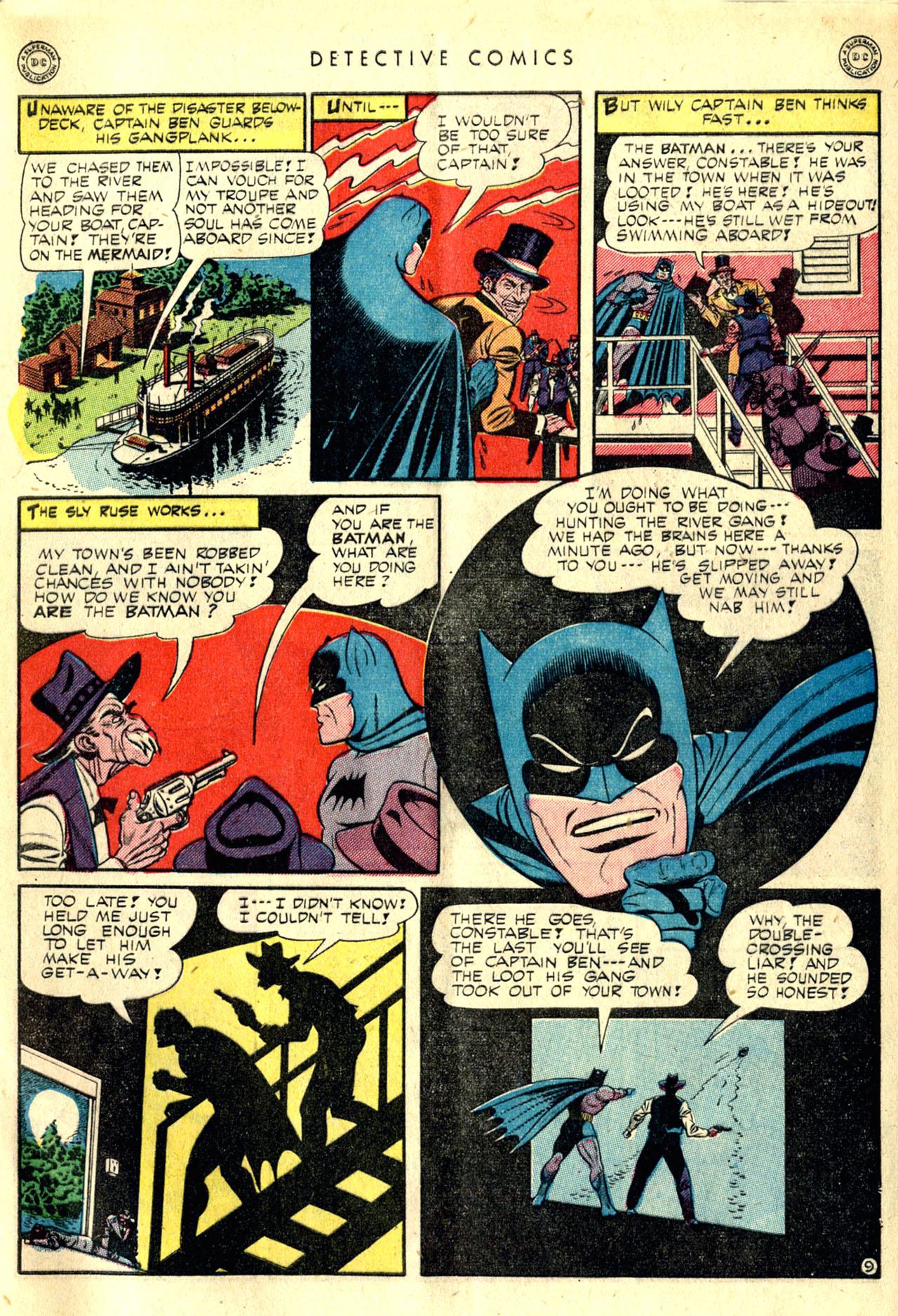 Read online Detective Comics (1937) comic -  Issue #90 - 11