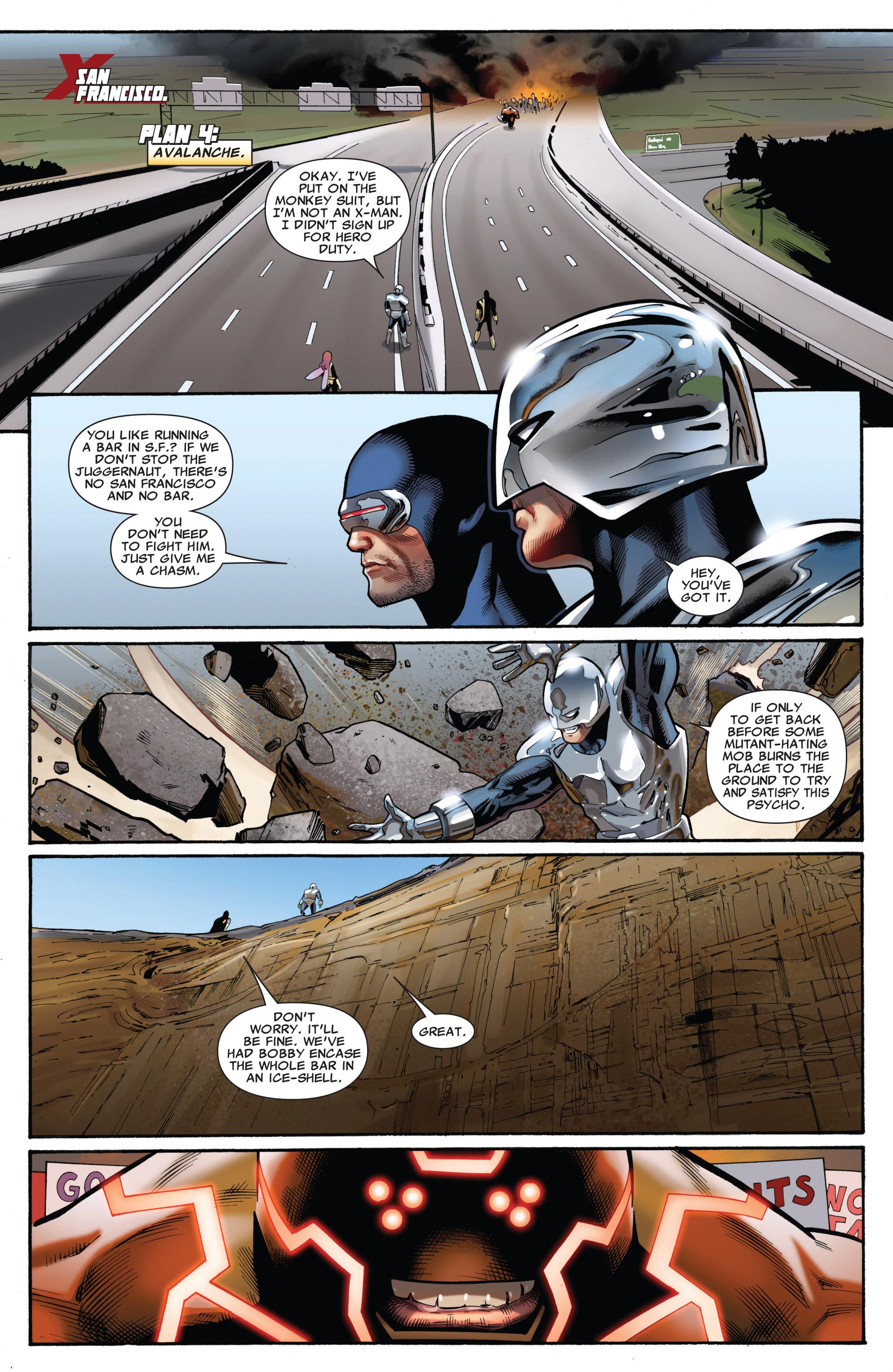 Read online Uncanny X-Men (1963) comic -  Issue #542 - 3