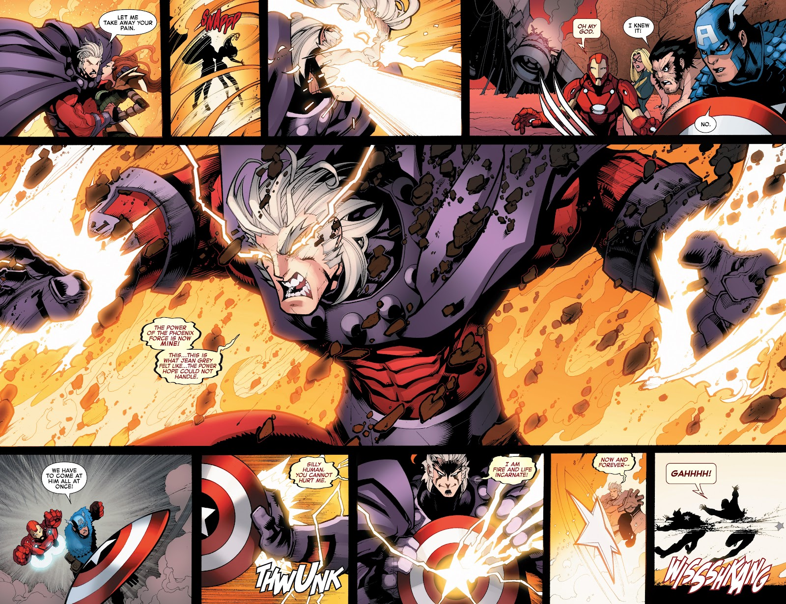 Read online What If? AvX comic -  Issue #4 - 12