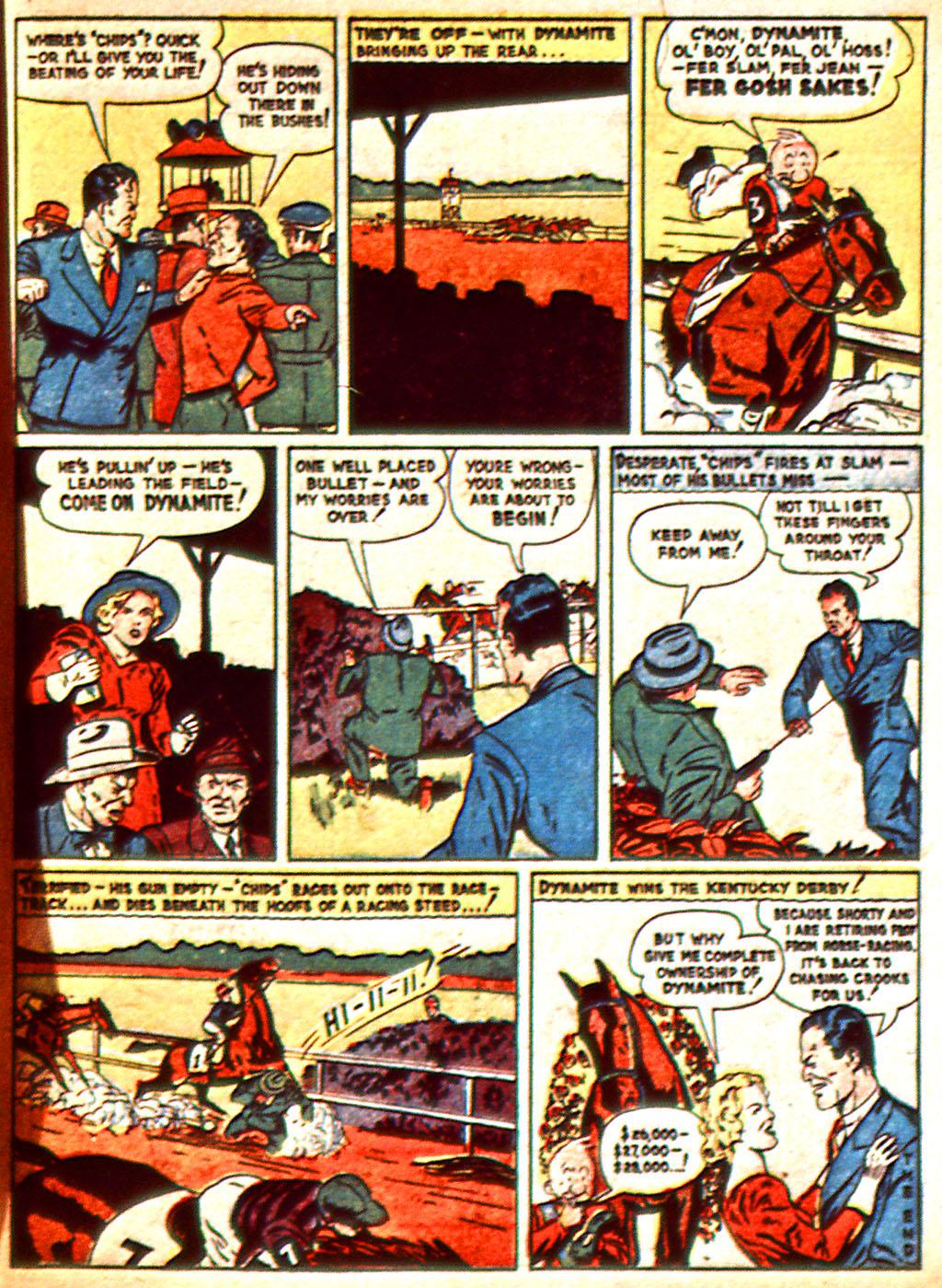 Read online Detective Comics (1937) comic -  Issue #37 - 66