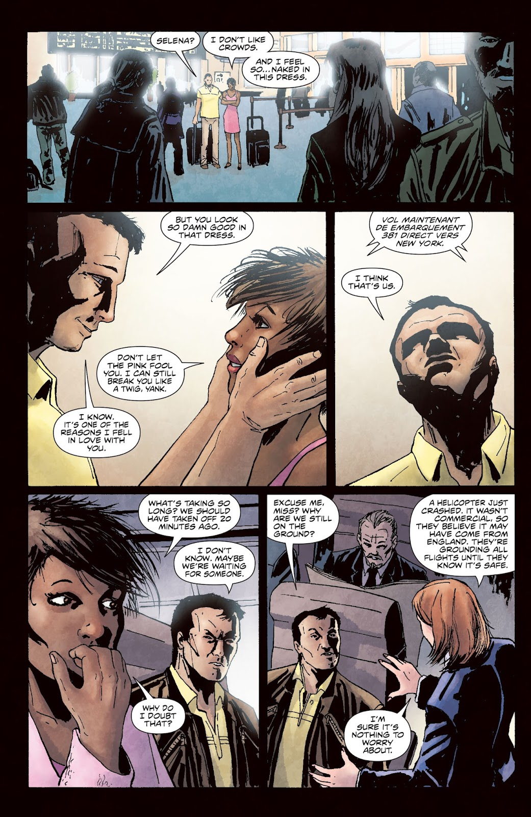 28 Days Later issue 24 - Page 20