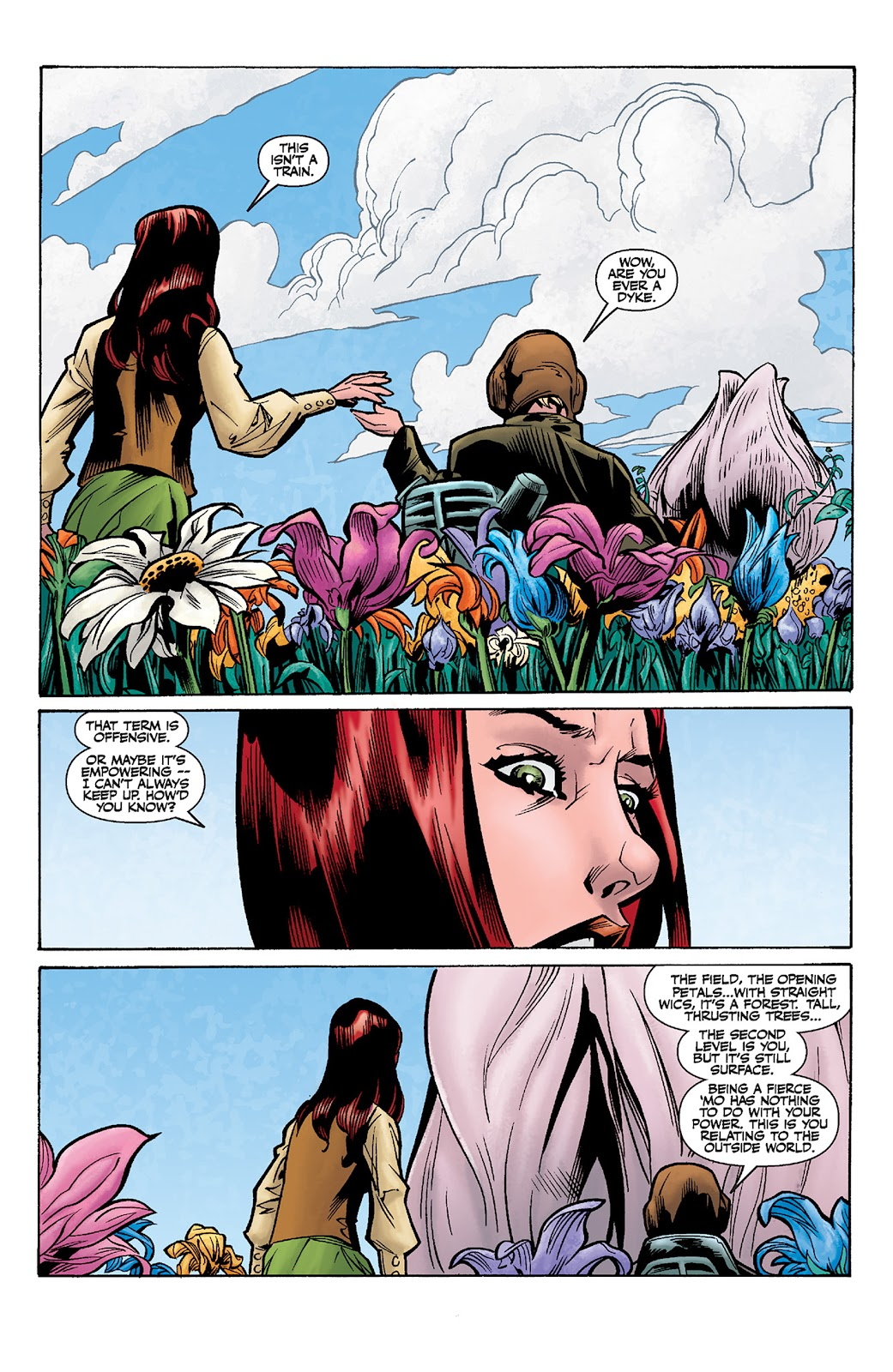 Read online Buffy the Vampire Slayer: Willow comic -  Issue # Full - 5
