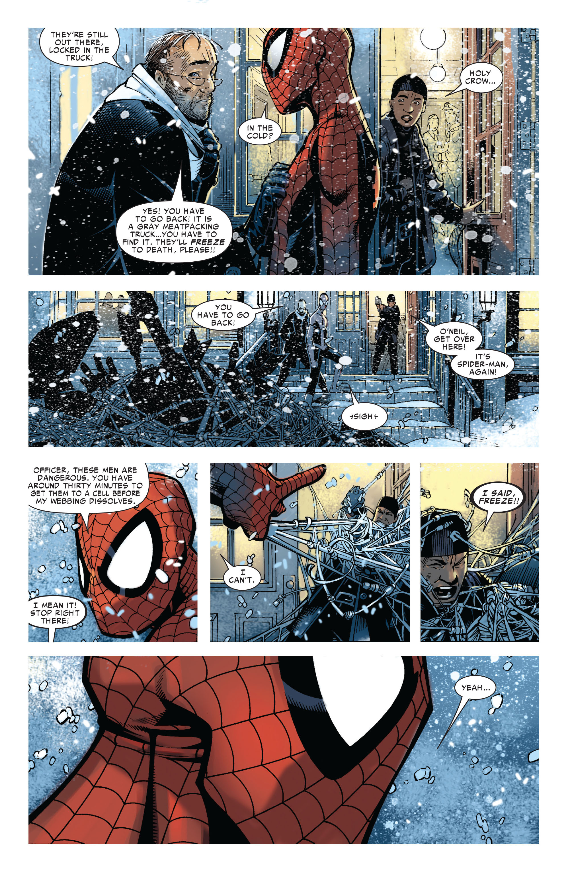 The Amazing Spider-Man (1963) 555 Page 22