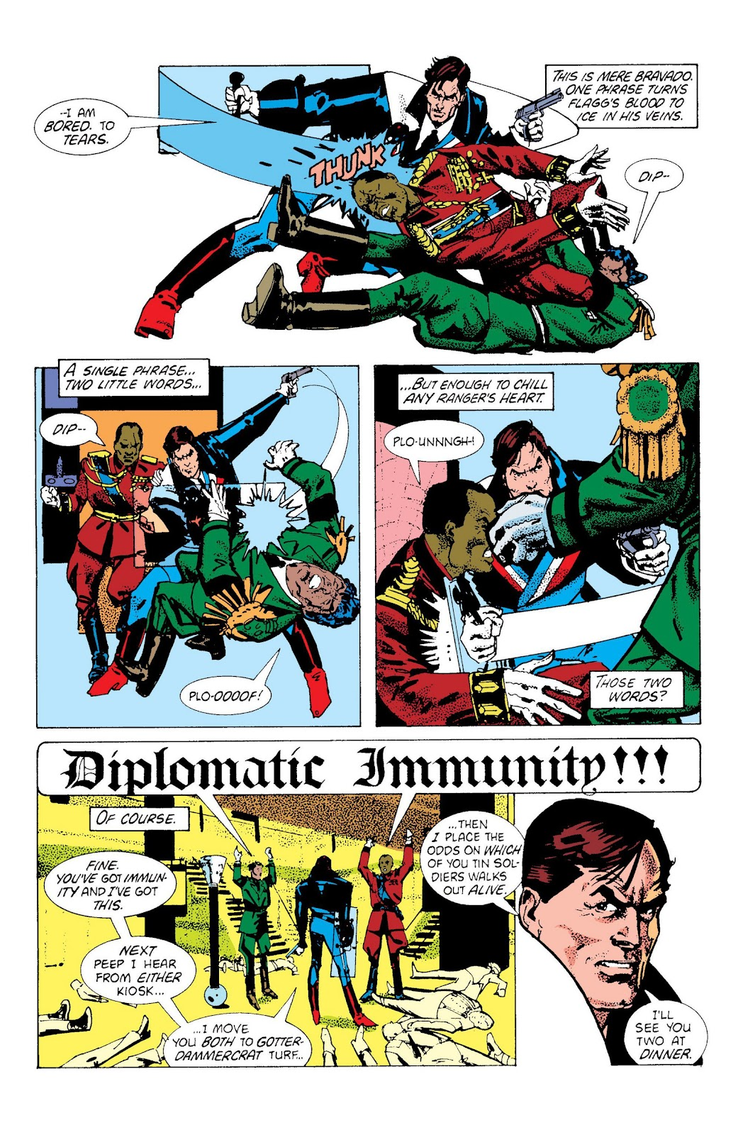 American Flagg! issue Definitive Collection (Part 2) - Page 20