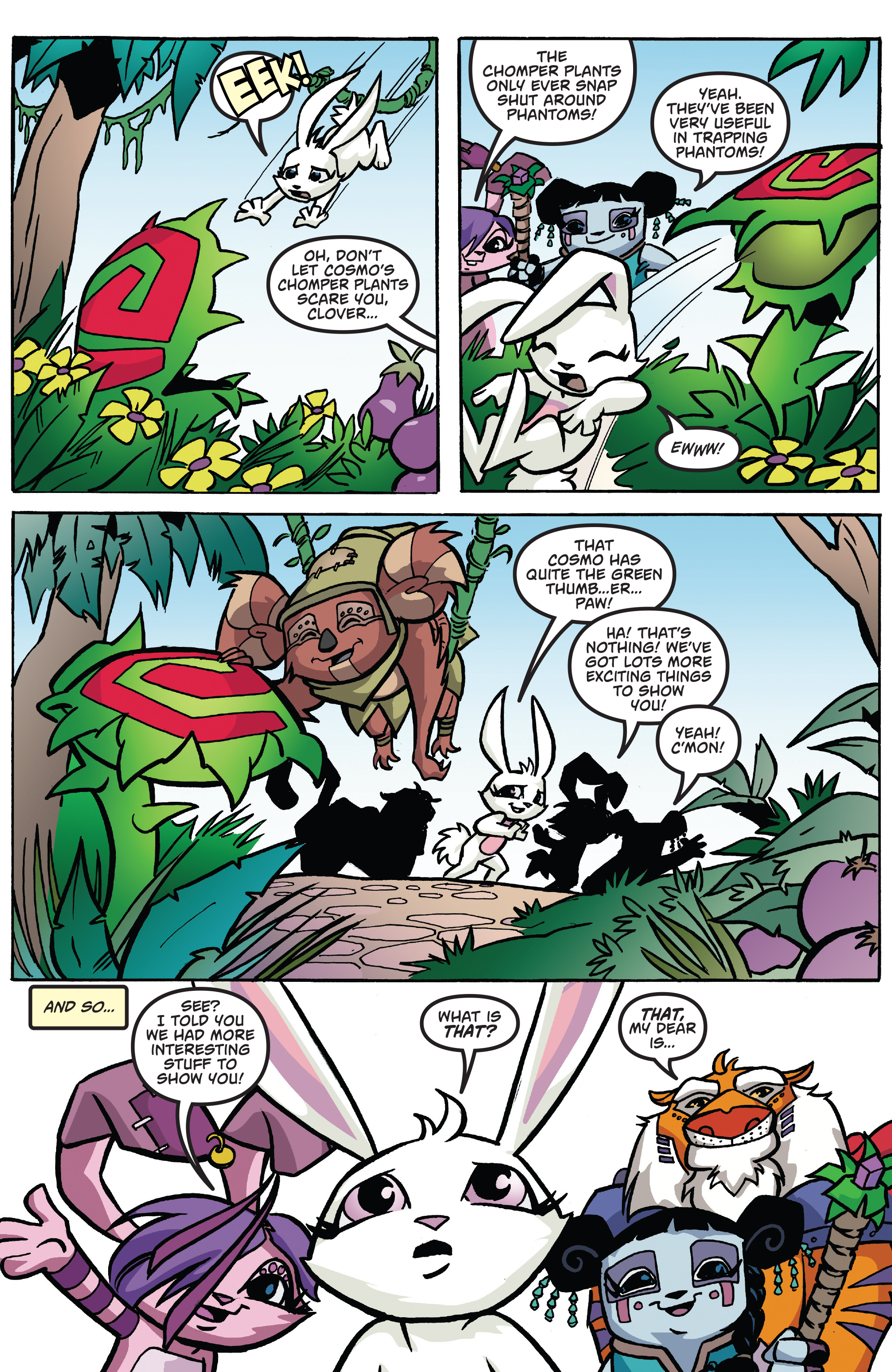 Read online Free Comic Book Day 2017 comic -  Issue # Animal Jam - 10