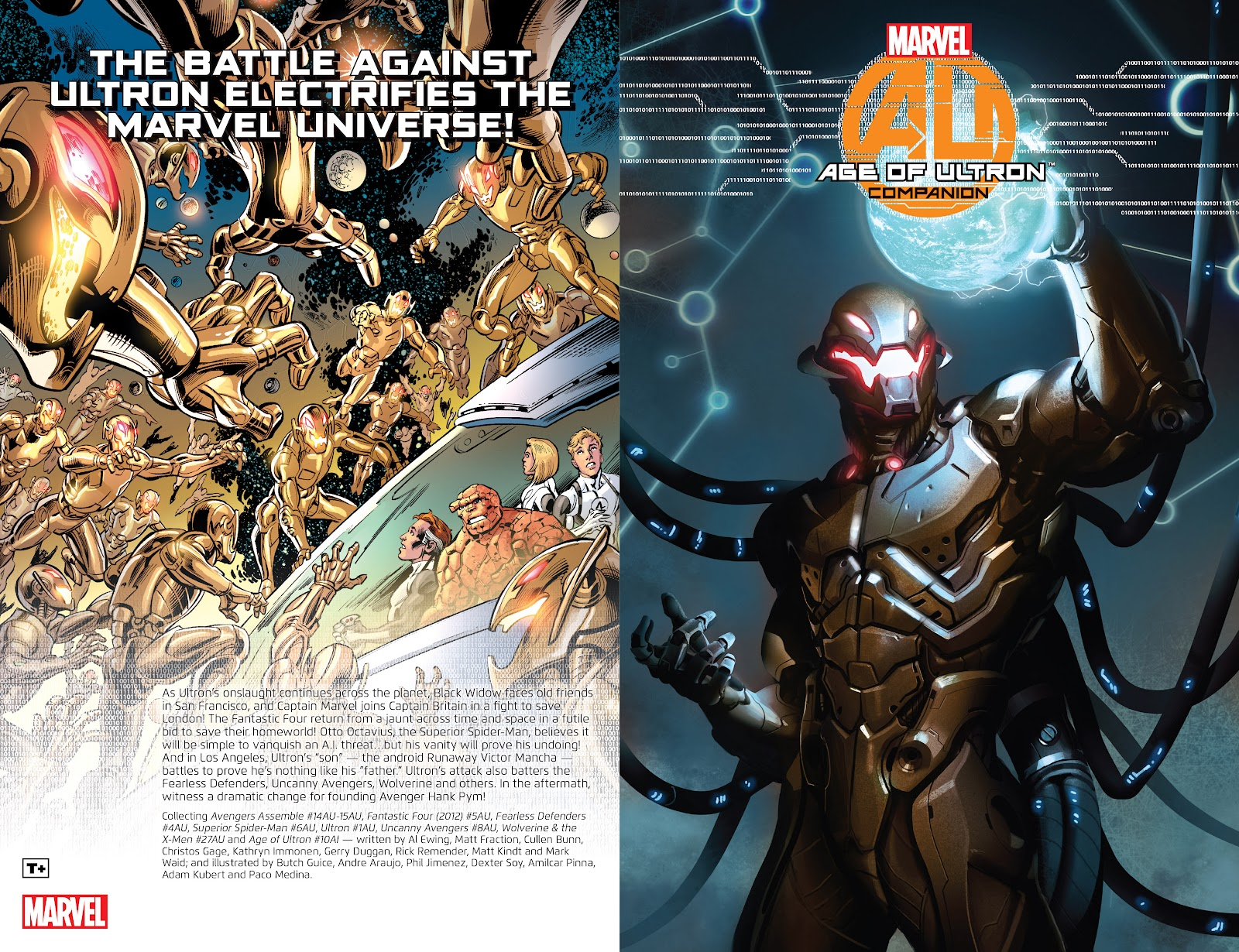Read online Age of Ultron Companion comic -  Issue # TPB (Part 1) - 2