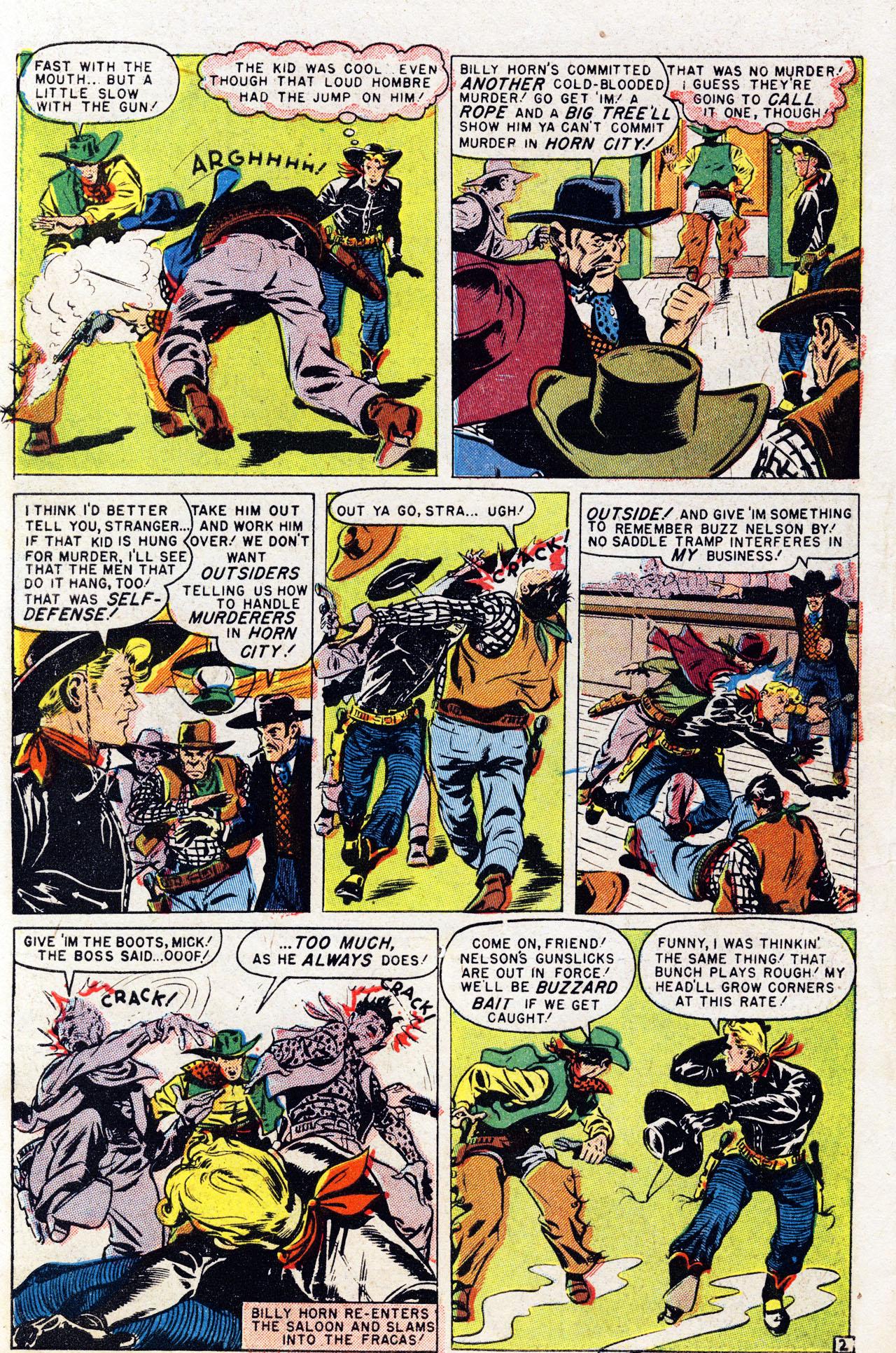 Read online Two-Gun Kid comic -  Issue #7 - 4