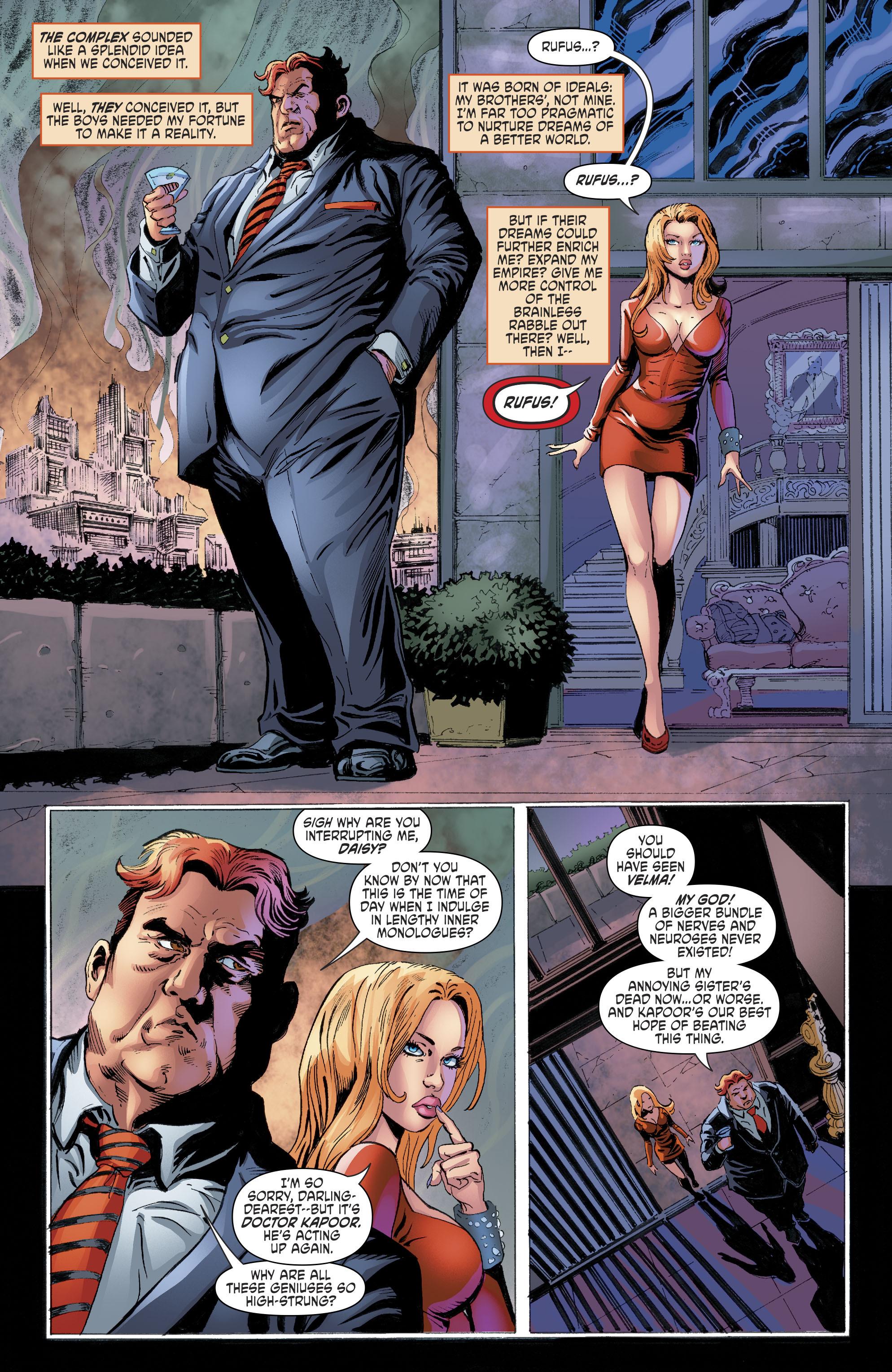 Read online Scooby Apocalypse comic -  Issue #11 - 23