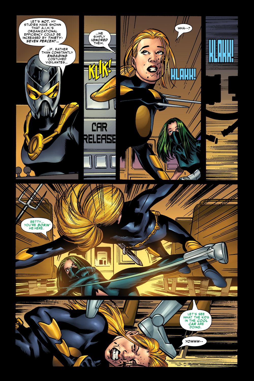 Read online Amazing Fantasy (2004) comic -  Issue #12 - 11