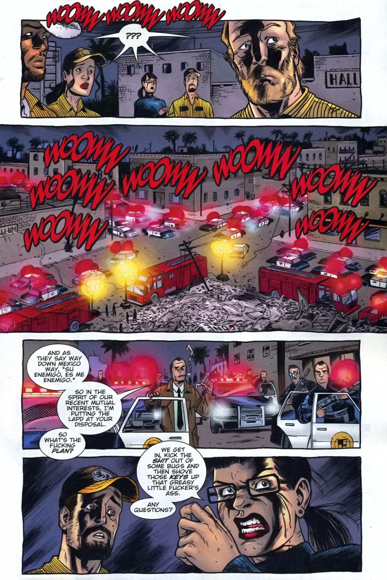 Read online The Exterminators comic -  Issue #29 - 6