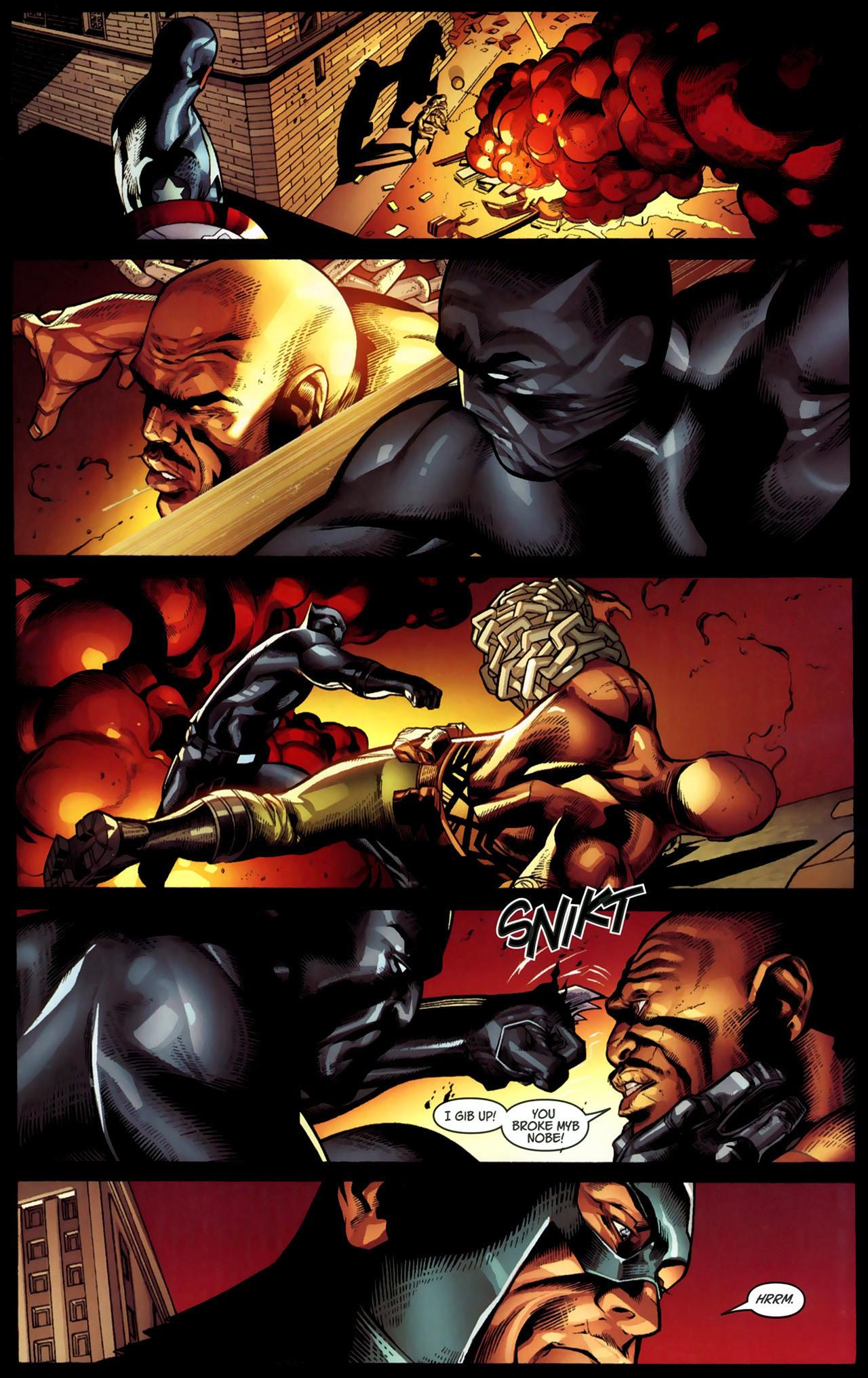 Read online Ultimate Captain America (2008) comic -  Issue # Full - 20