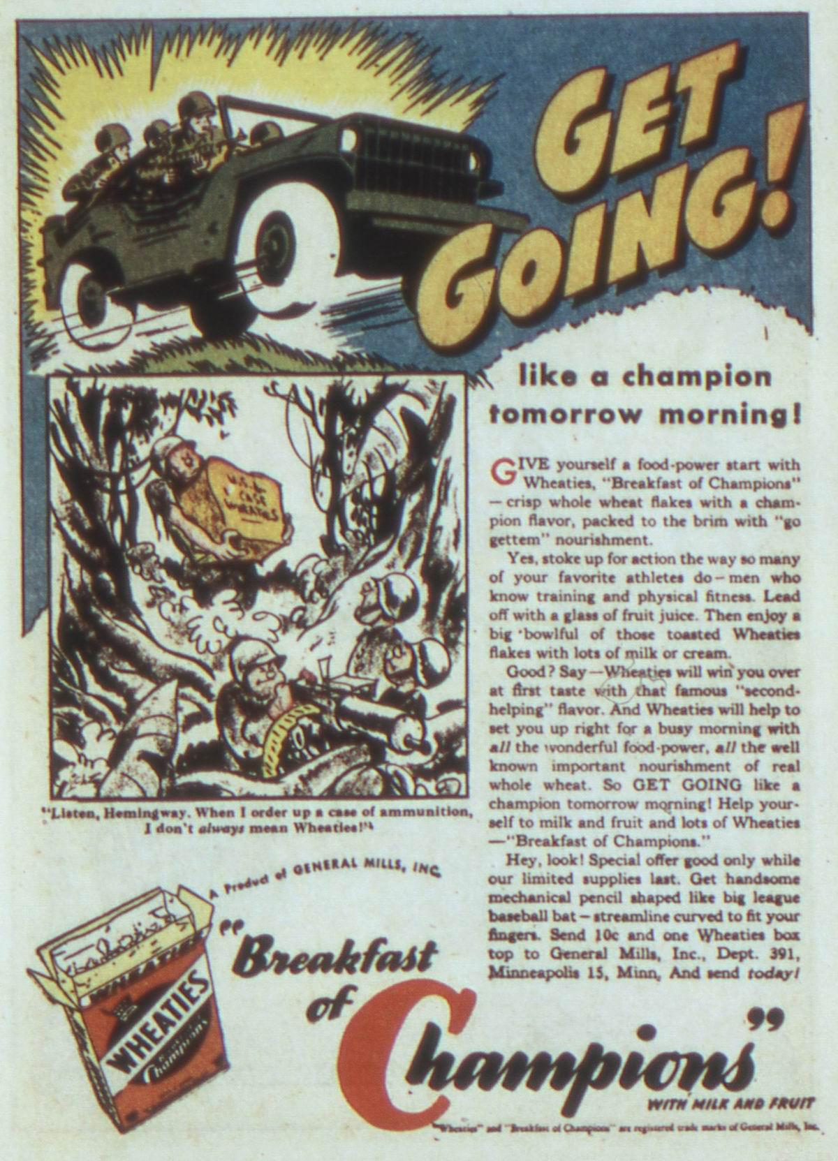 Read online Detective Comics (1937) comic -  Issue #82 - 15