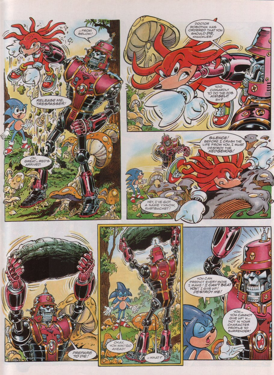 Read online Sonic the Comic comic -  Issue #54 - 8