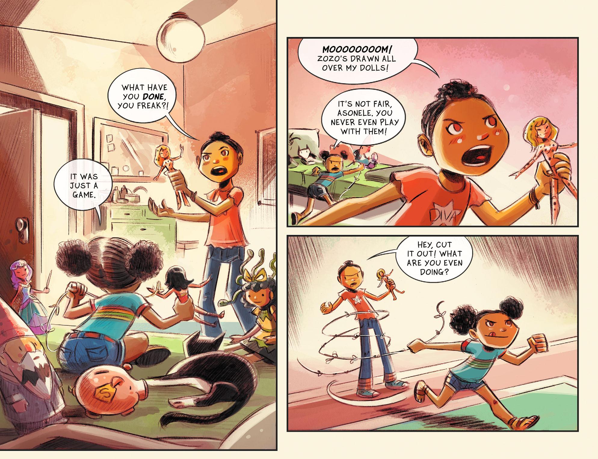Read online Sensation Comics Featuring Wonder Woman comic -  Issue #22 - 11