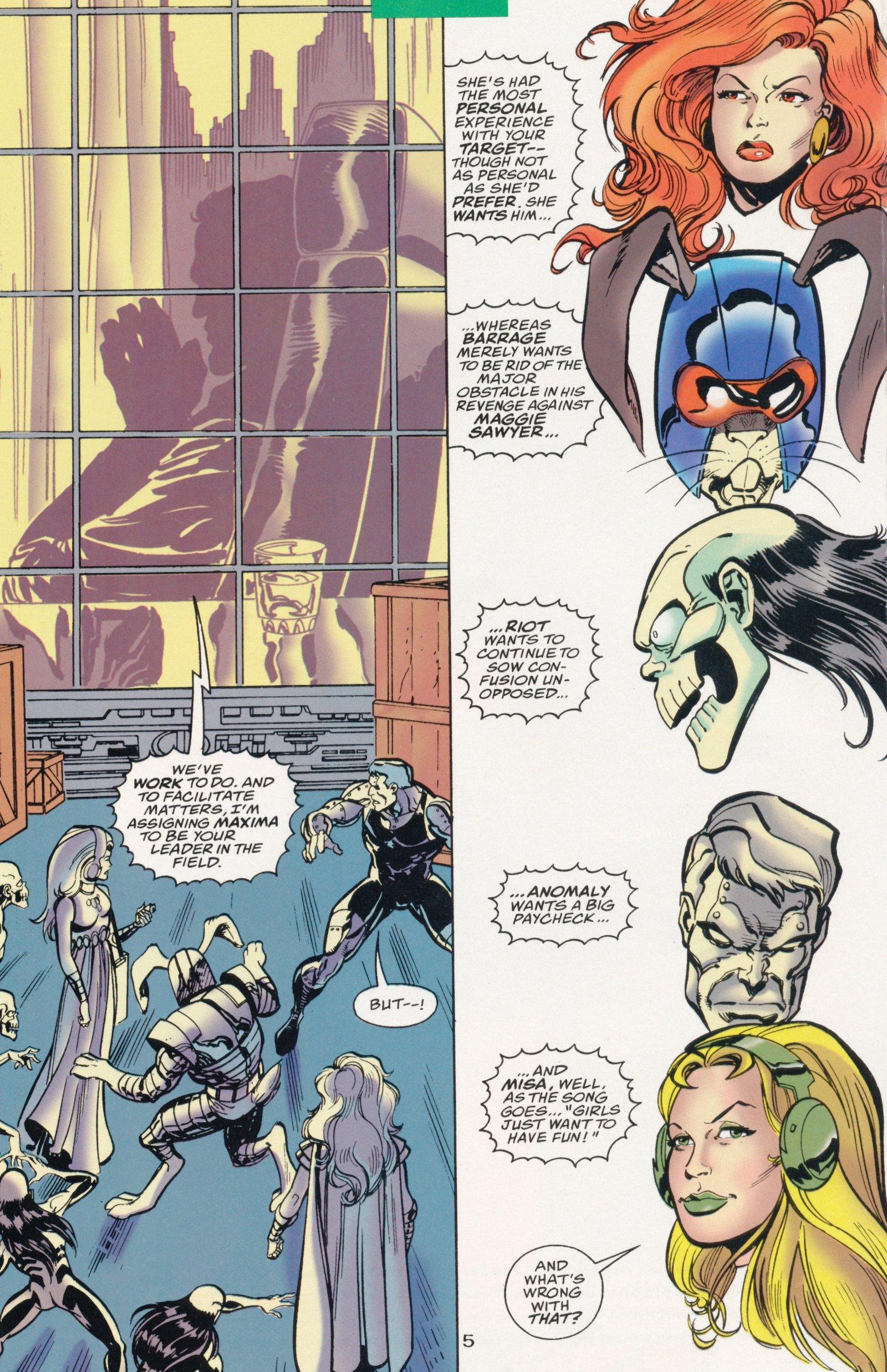 Action Comics (1938) 730 Page 6