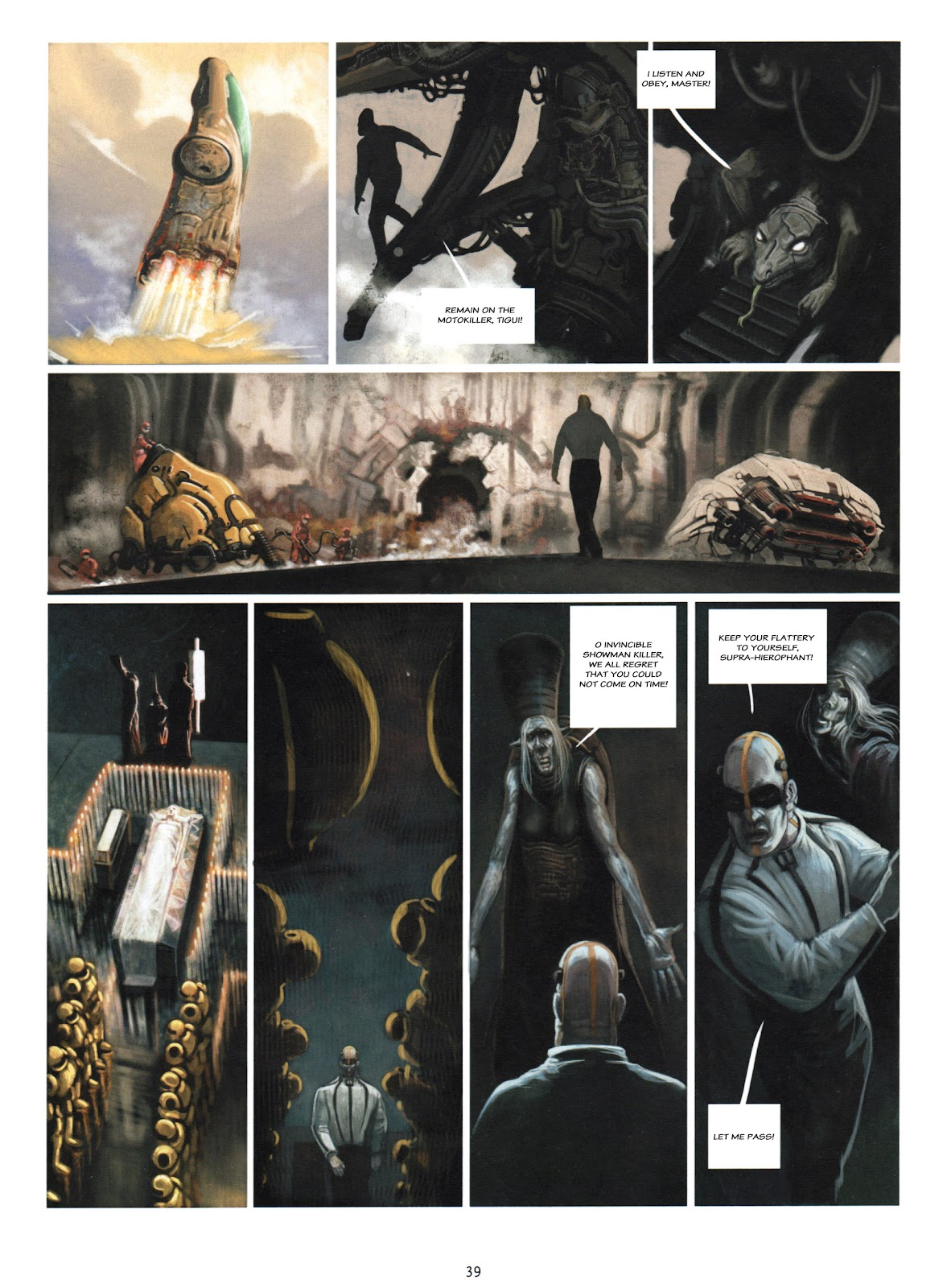 Showman Killer issue 1 - Page 39