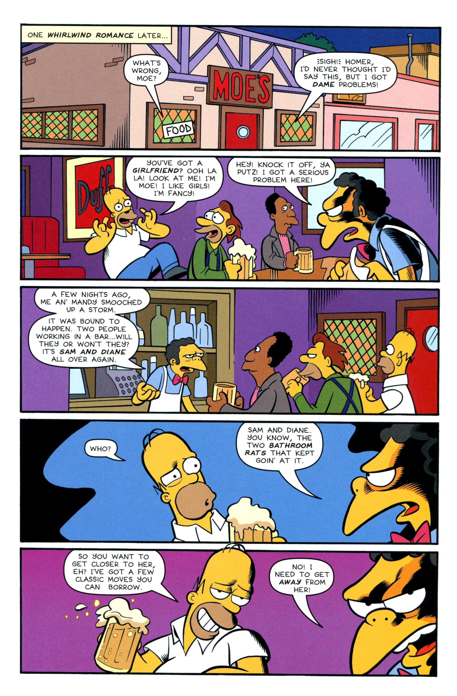 Read online Simpsons Comics comic -  Issue #200 - 36
