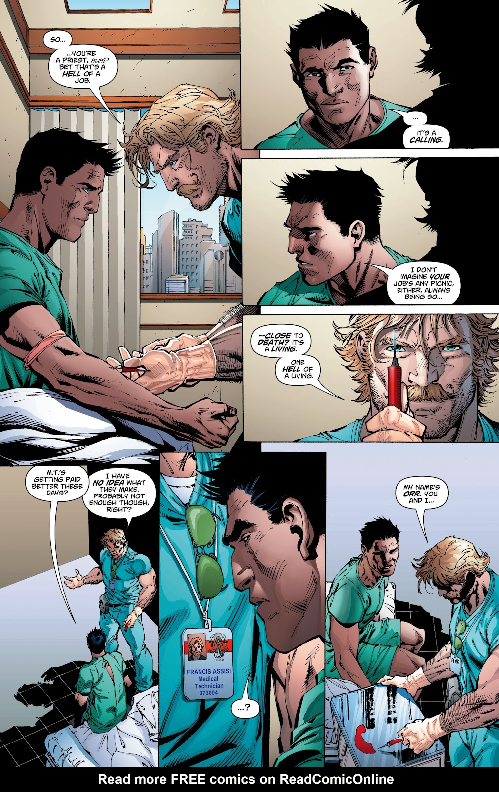 Read online Superman: For Tomorrow comic -  Issue # TPB (Part 2) - 11