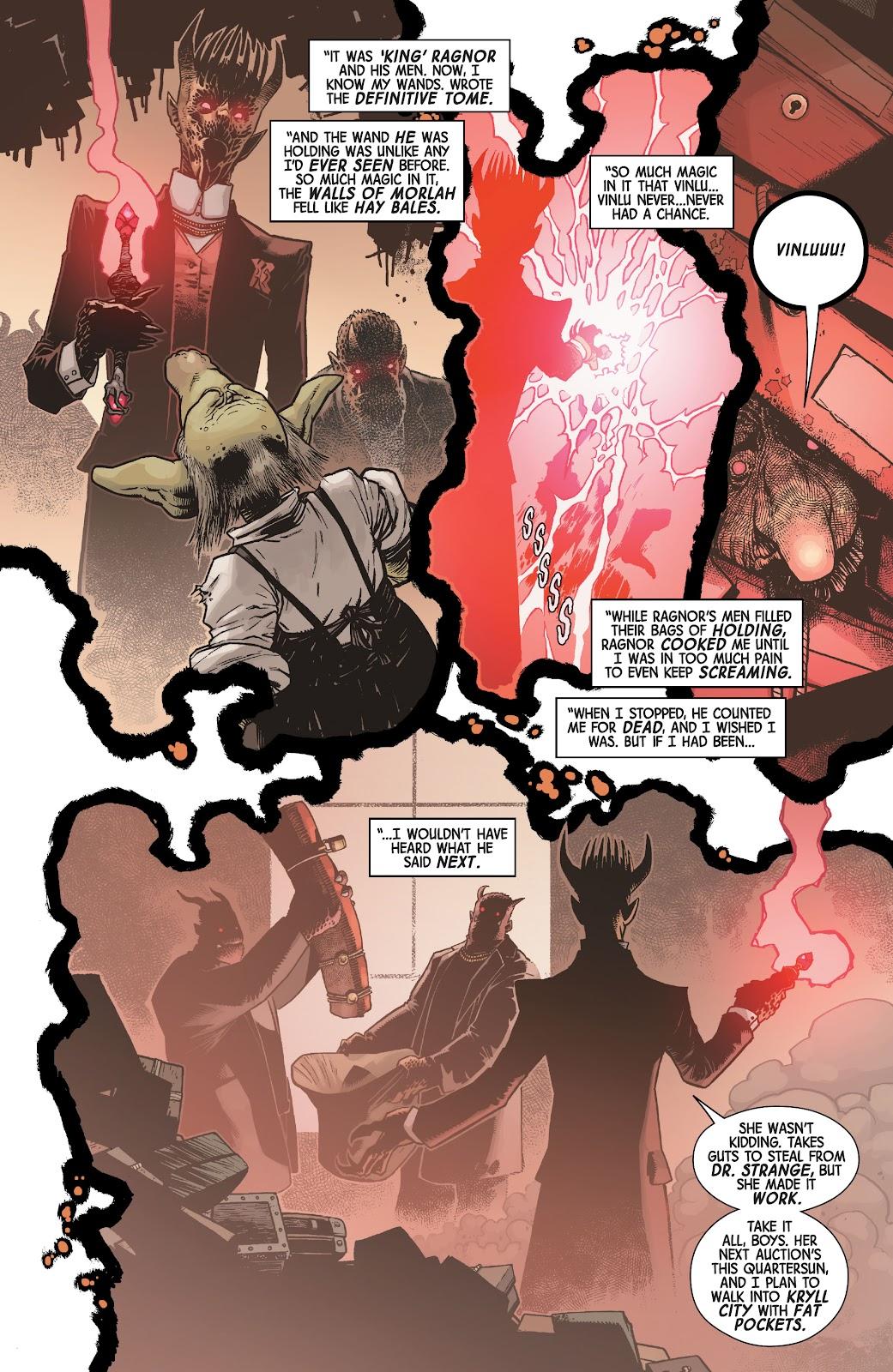 Read online Dr. Strange comic -  Issue #5 - 13