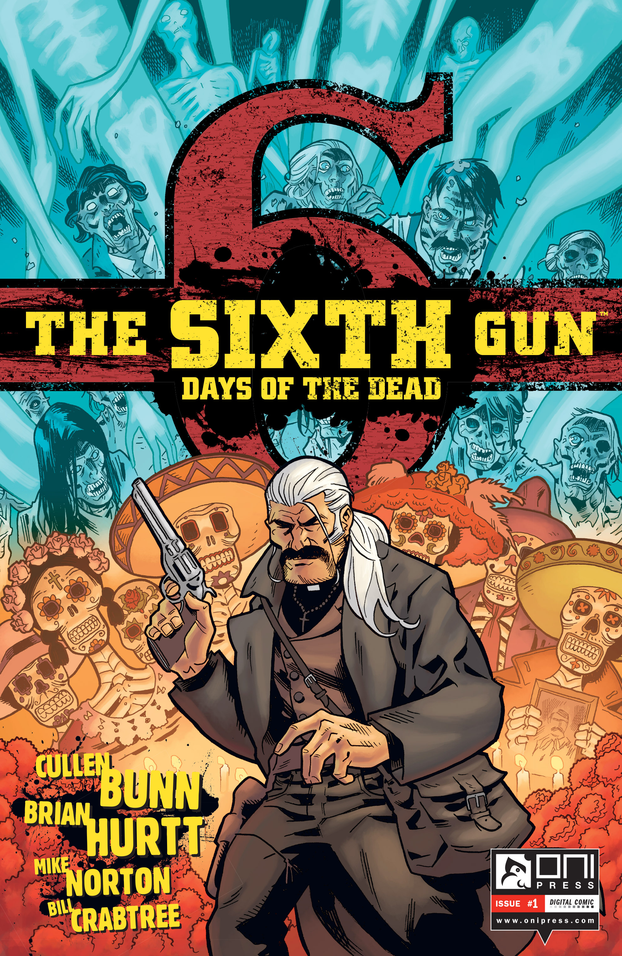 The Sixth Gun: Days of the Dead 1 Page 1