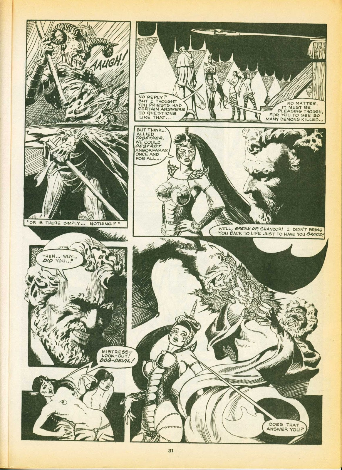 Warrior Issue #7 #8 - English 31