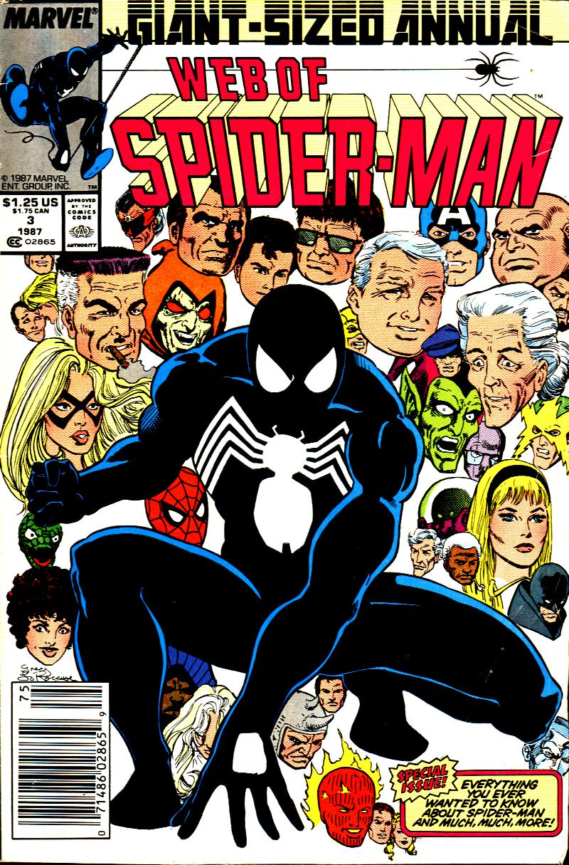 Web of Spider-Man (1985) _Annual 3 #3 - English 1