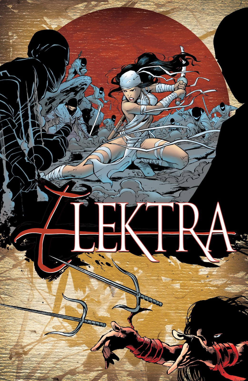 Read online Elektra (2001) comic -  Issue # _TPB Elektra by Greg Rucka Ultimate Collection (Part 1) - 2