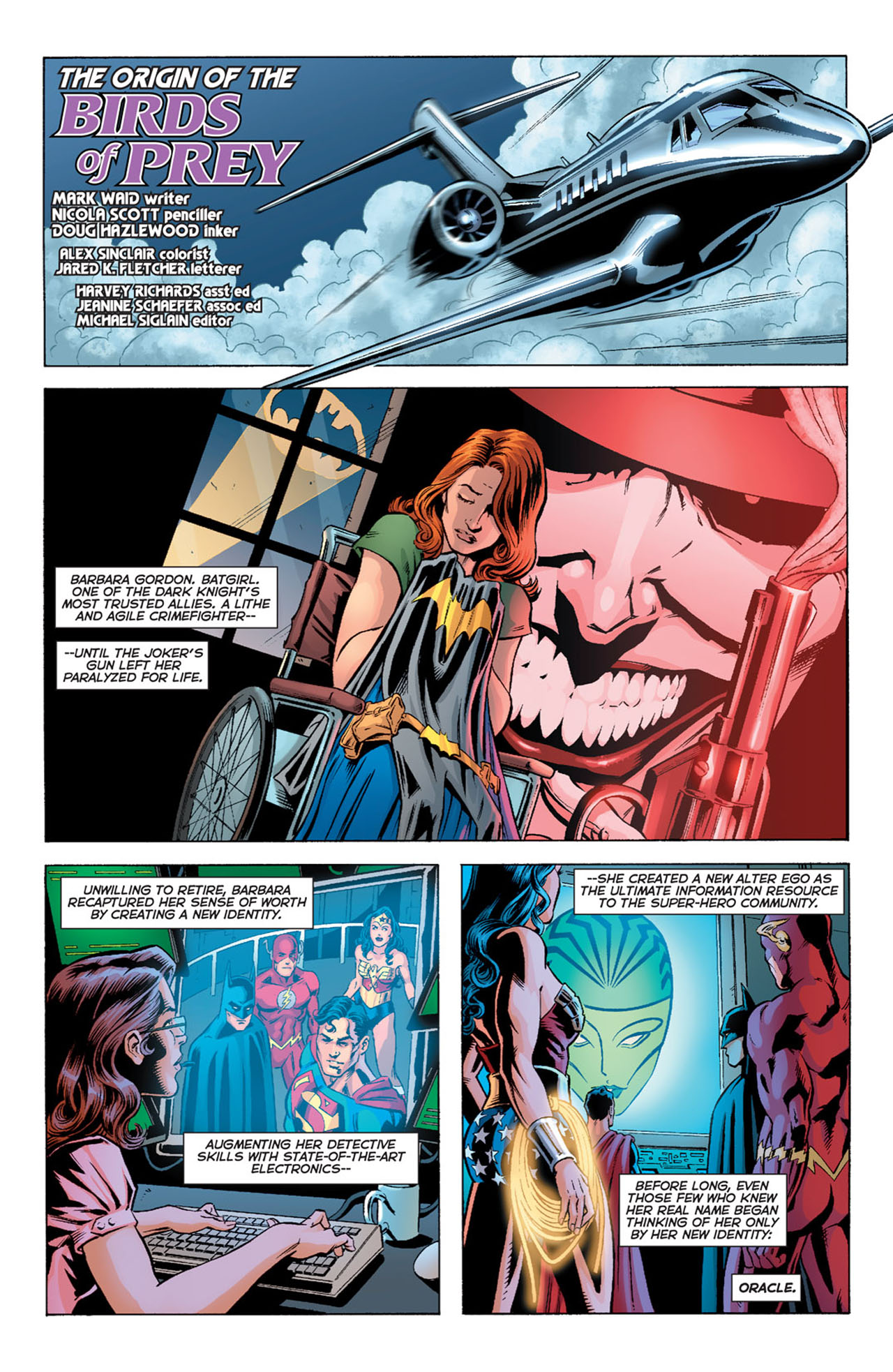 Read online 52 comic -  Issue #48 - 23