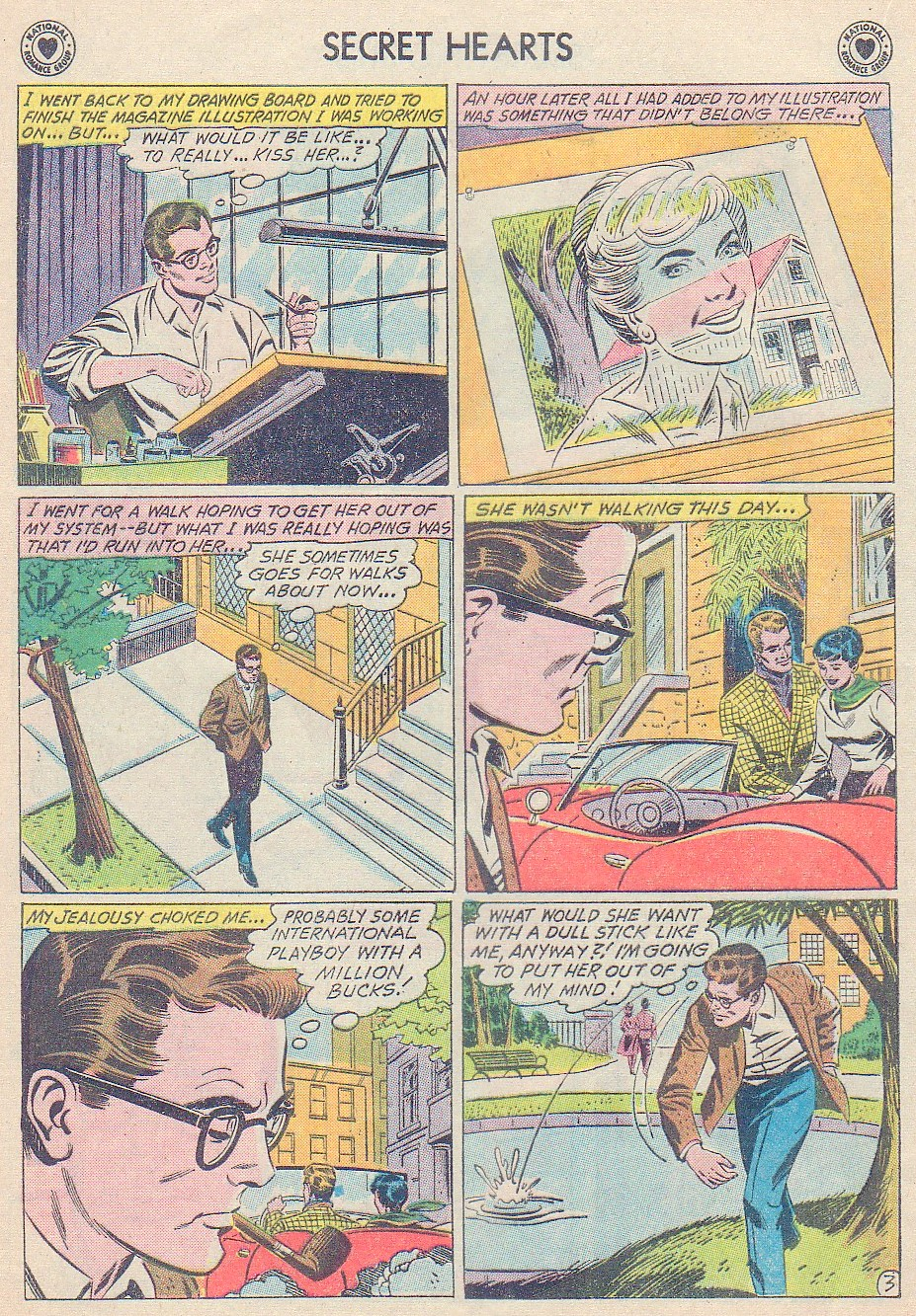 Read online Secret Hearts comic -  Issue #72 - 20