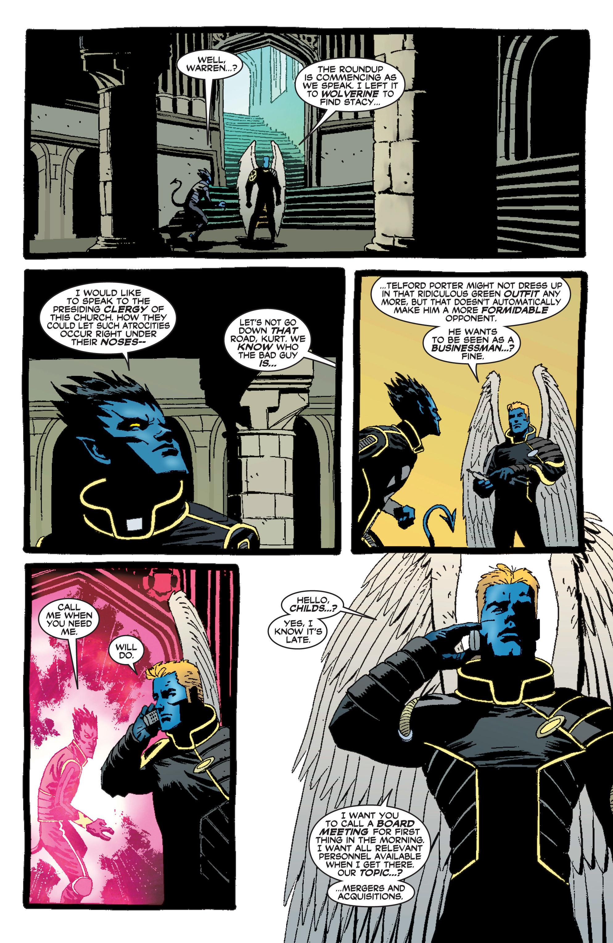 Read online Uncanny X-Men (1963) comic -  Issue #408 - 18