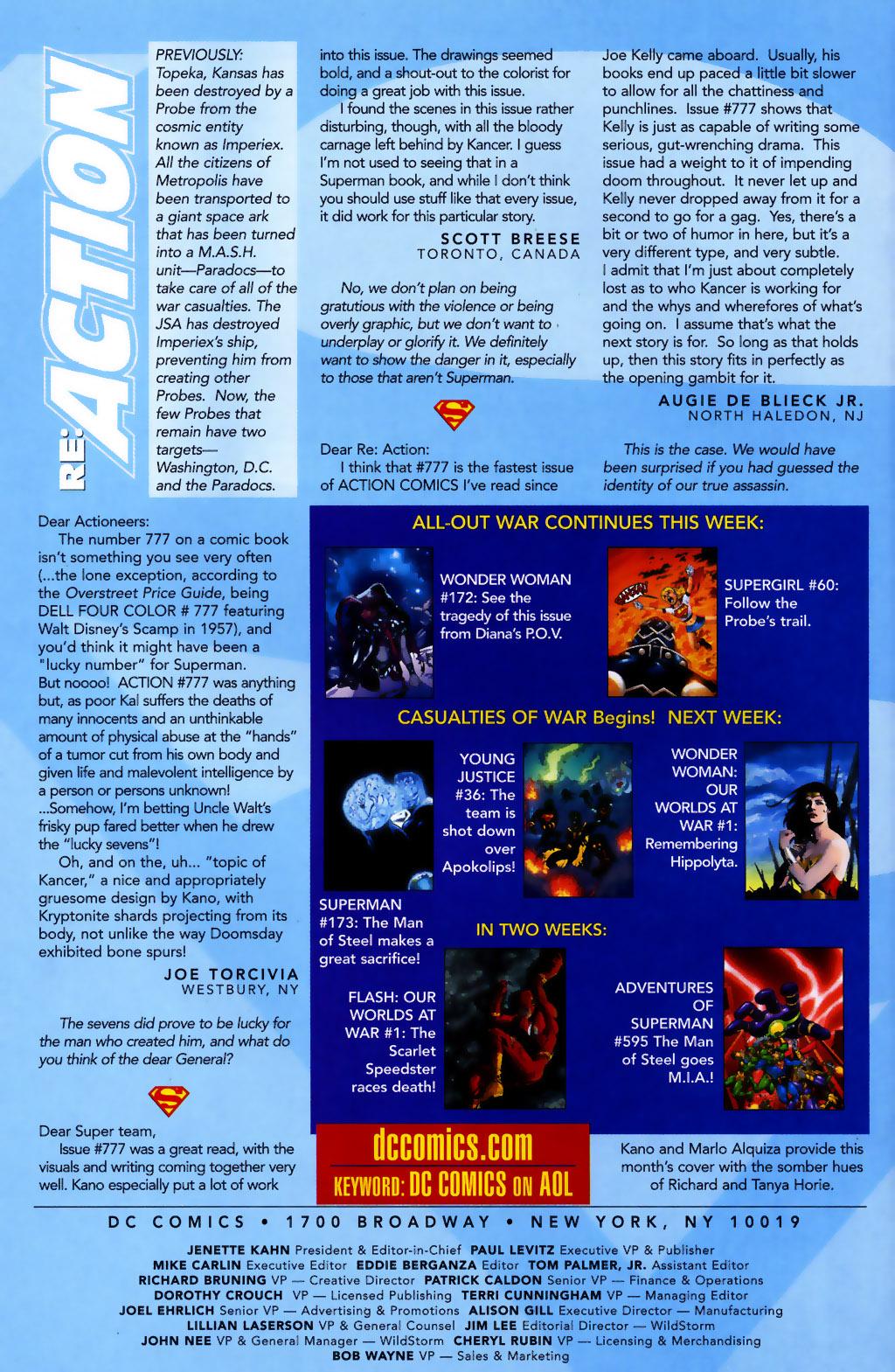 Action Comics (1938) 781 Page 21