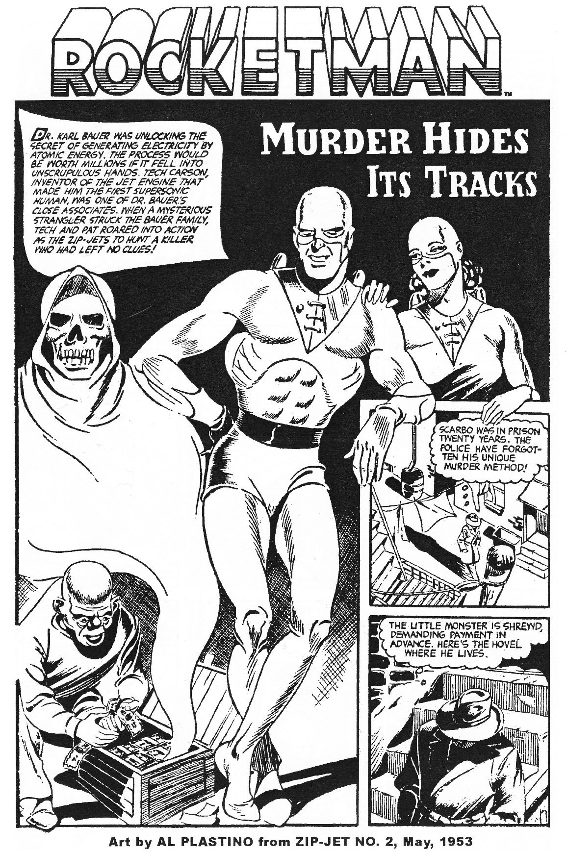 Read online Men of Mystery Comics comic -  Issue #82 - 73
