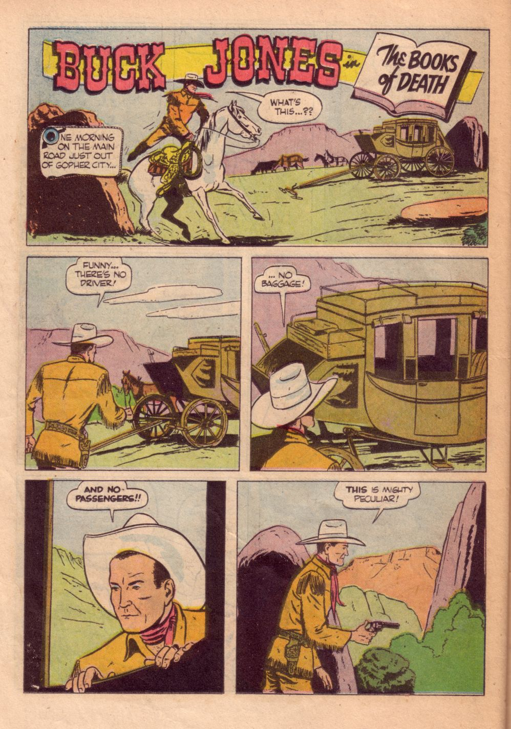 Four Color Comics issue 460 - Page 26