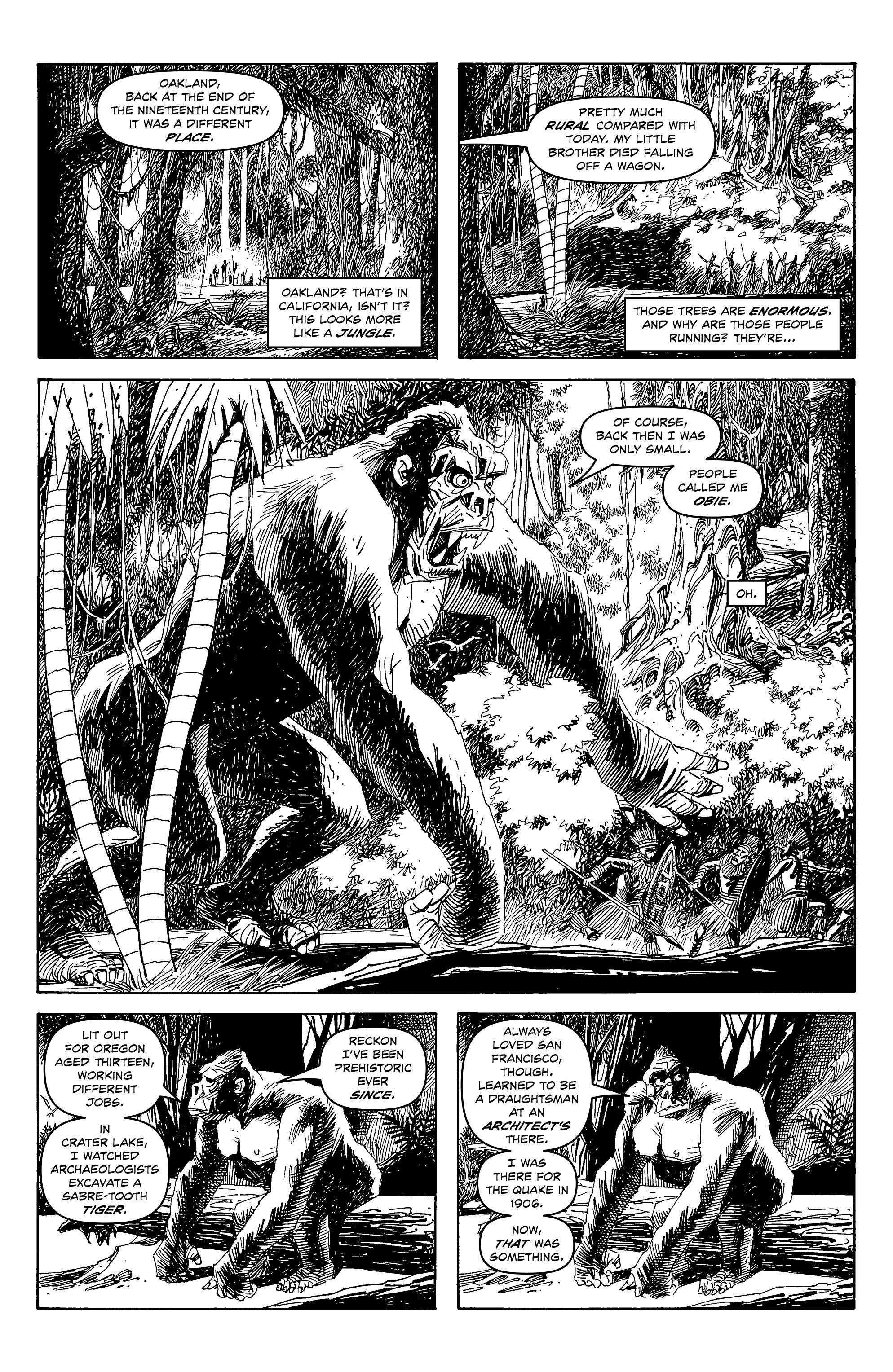 Read online Alan Moore's Cinema Purgatorio comic -  Issue #4 - 6