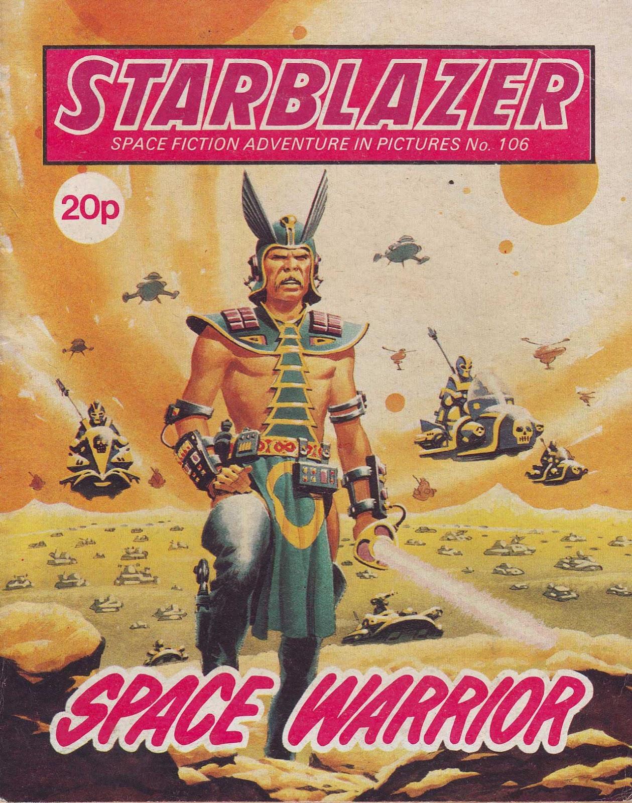 Starblazer issue 106 - Page 1