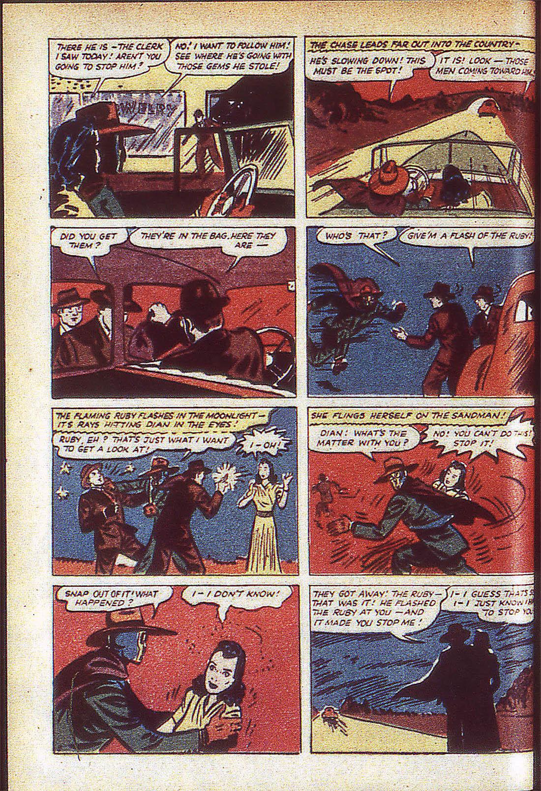 Read online Adventure Comics (1938) comic -  Issue #59 - 61