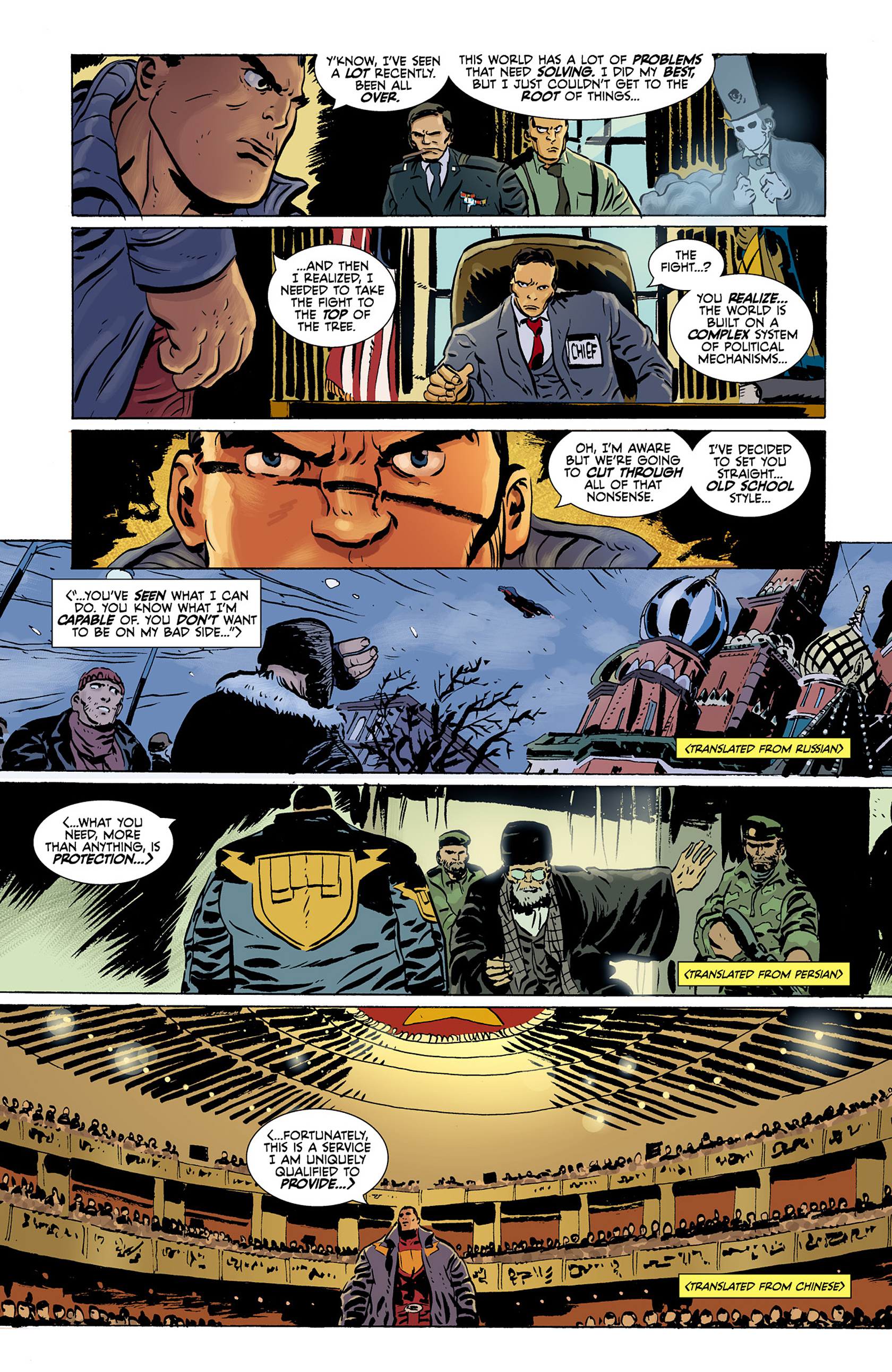 Read online Catalyst Comix comic -  Issue #9 - 21