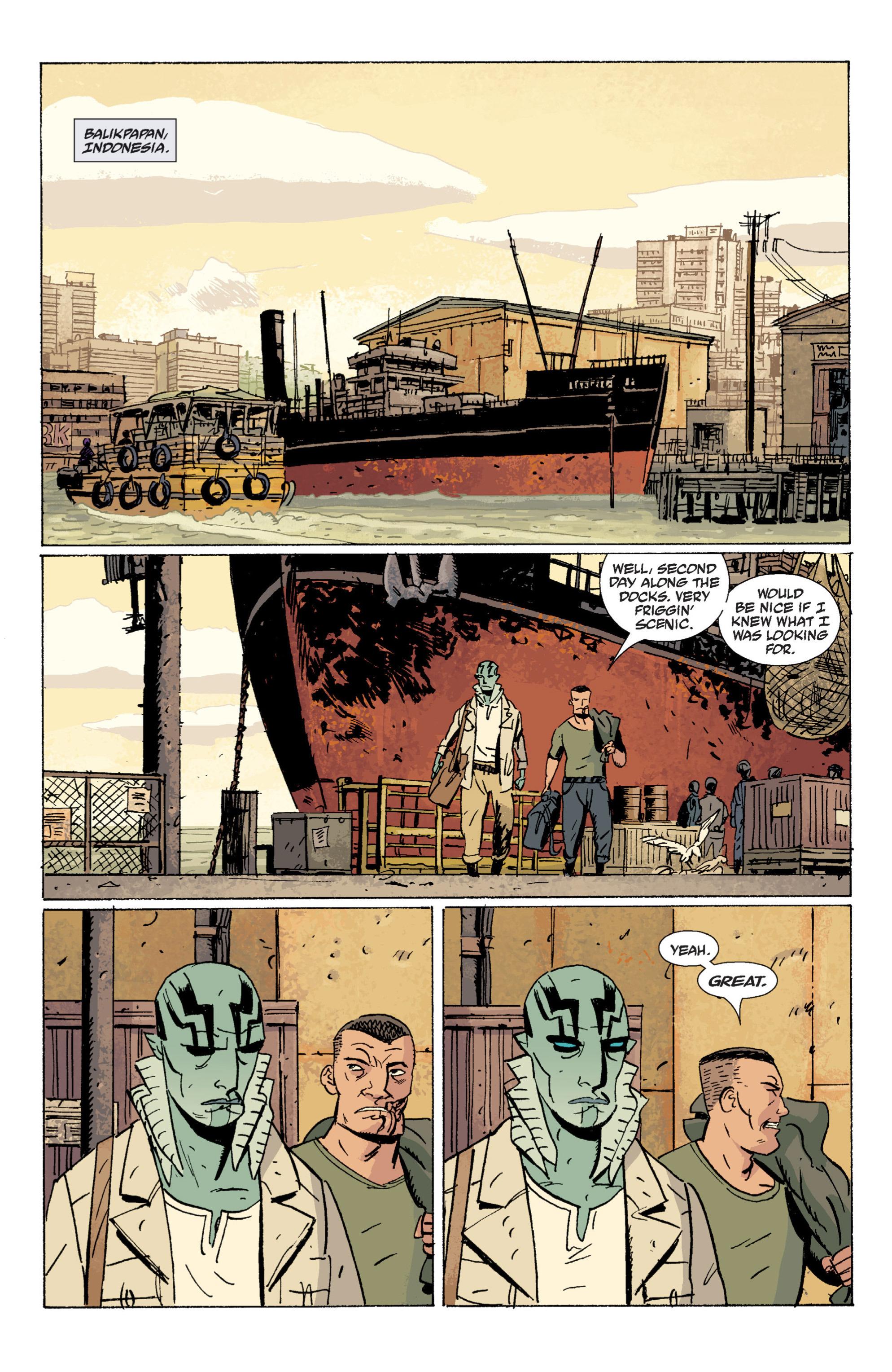 Read online B.P.R.D. (2003) comic -  Issue # TPB 7 - 36