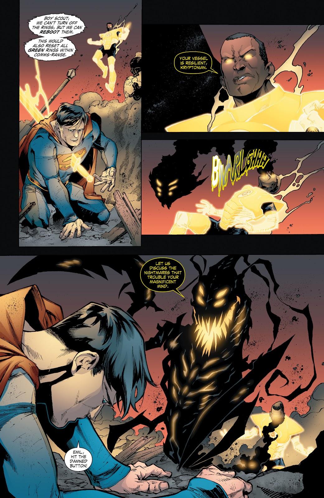 Read online Smallville Season 11 [II] comic -  Issue # TPB 7 - 119